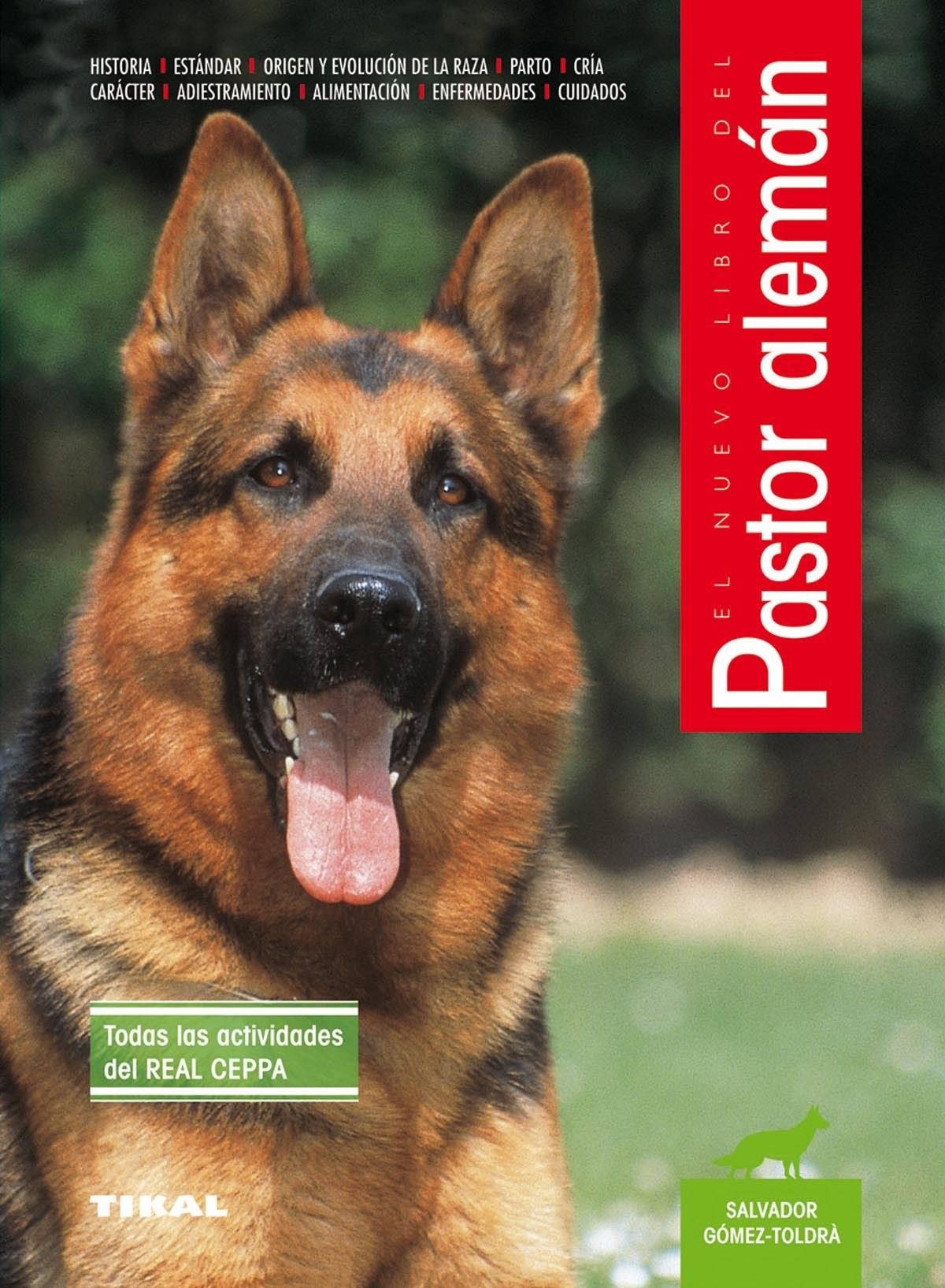 El nuevo libro del Pastor alemán 9788430582167