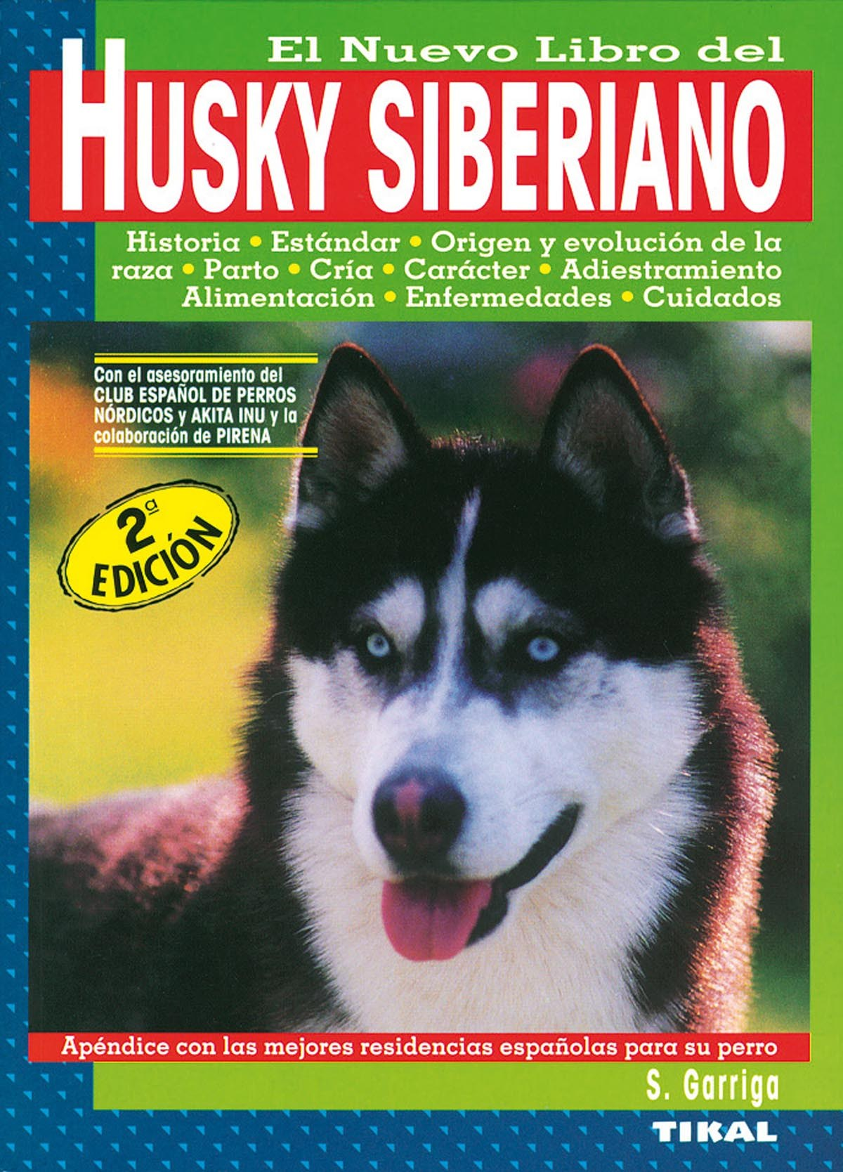 Husky siberiano. 9788430582297