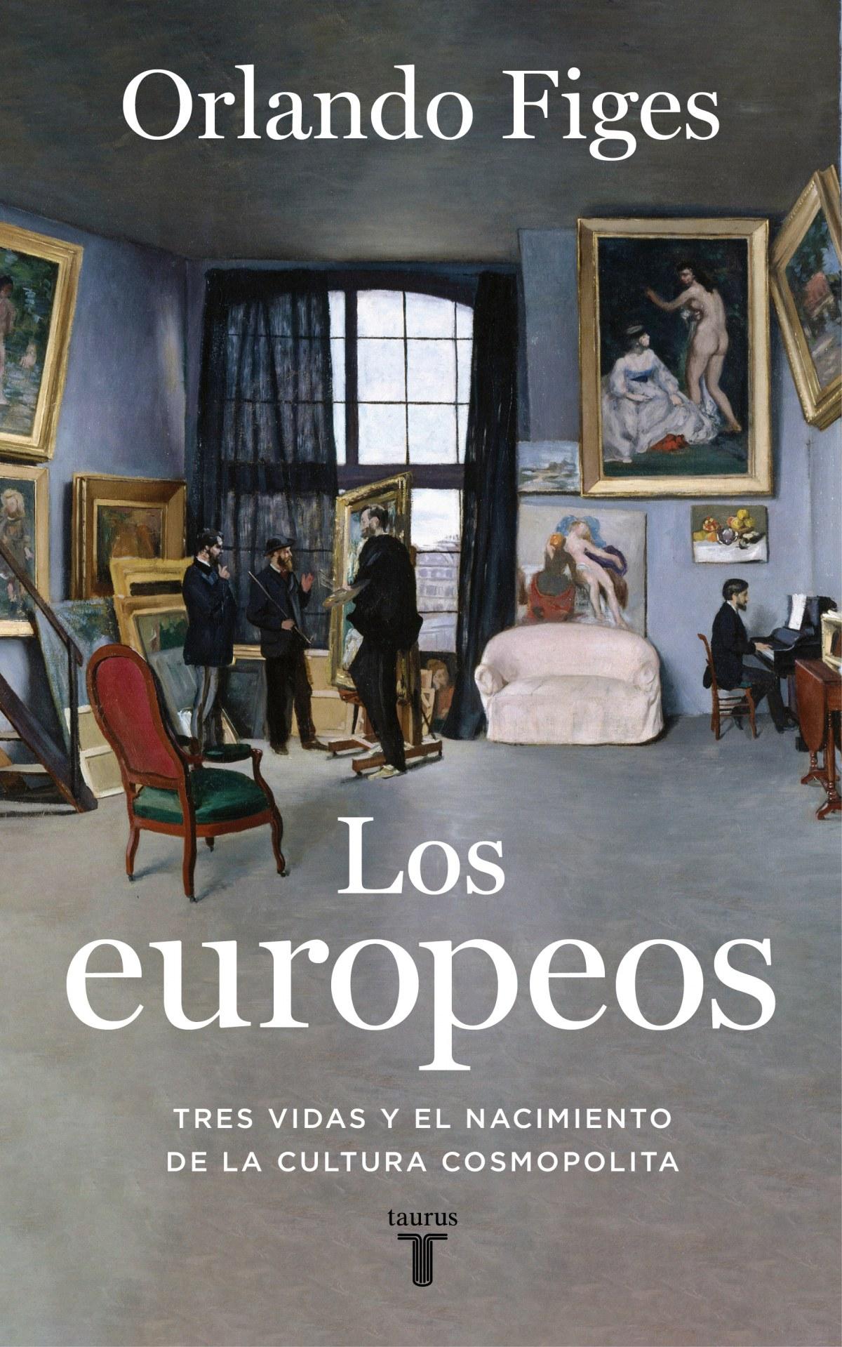 Los europeos 9788430623396