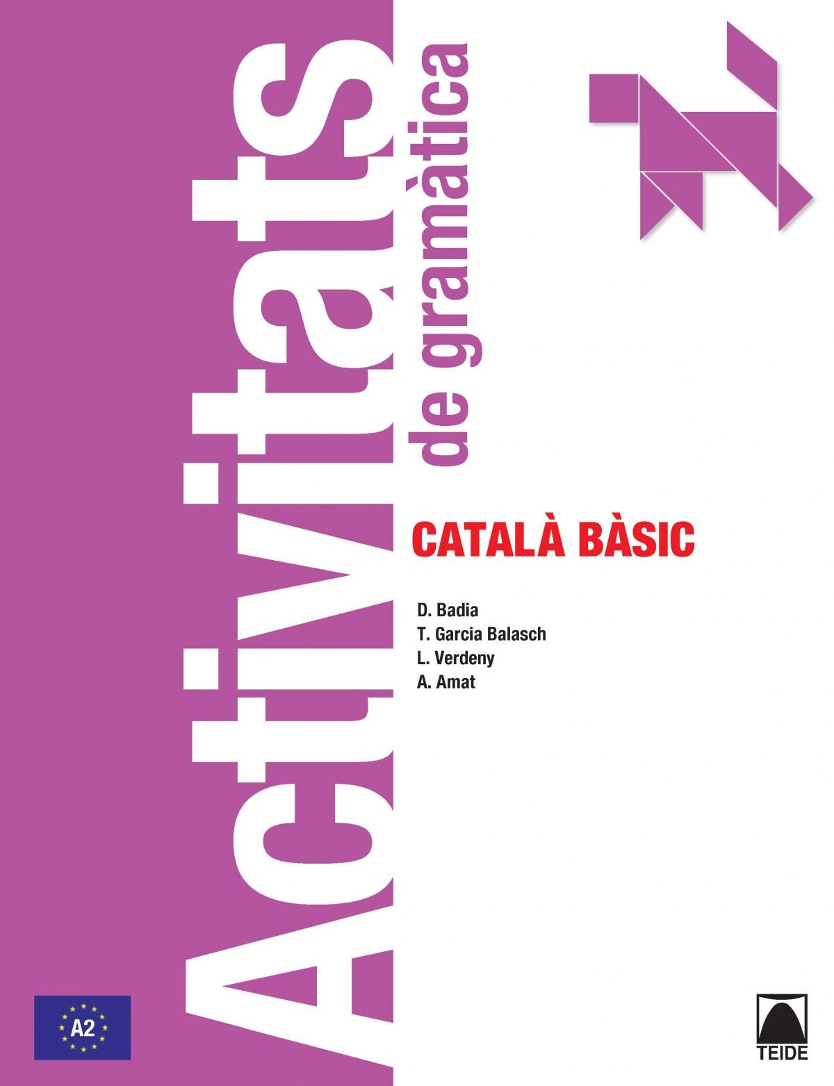 Activitats de gramatica catala basic 9788430734191