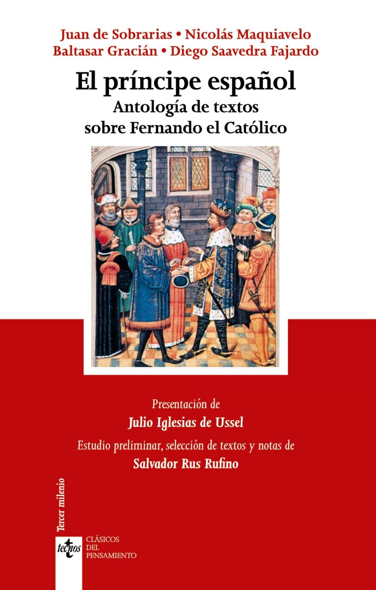 El pr¡ncipe español 9788430961894