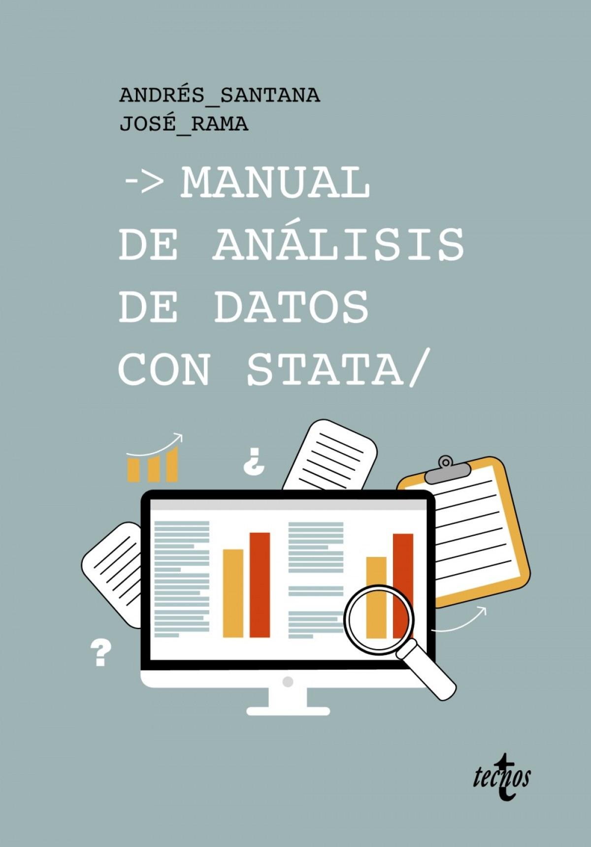 MANUAL DE ANáLISIS DE DATOS CON STATA 9788430971640