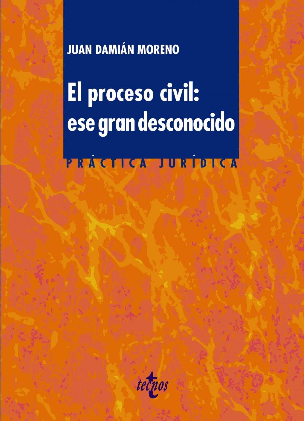 El proceso civil: ese gran desconocido 9788430981106
