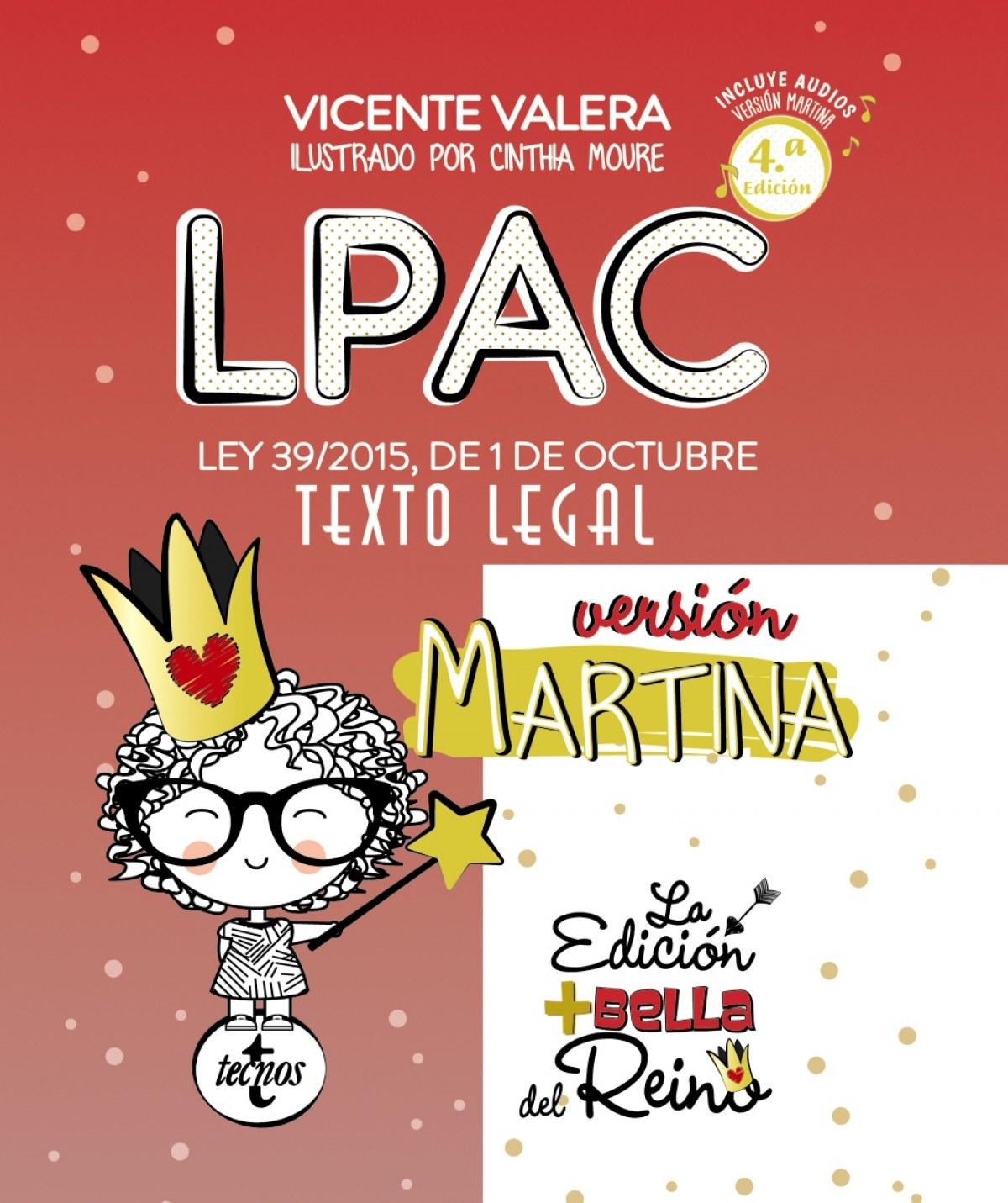 LPAC versión Martina 9788430981267