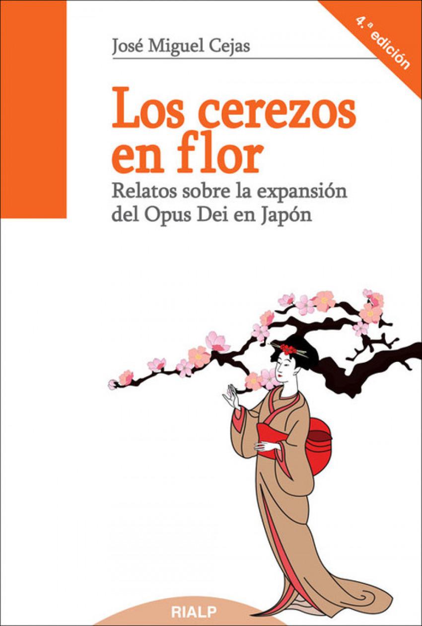 Los cerezoe en flor 9788432142543