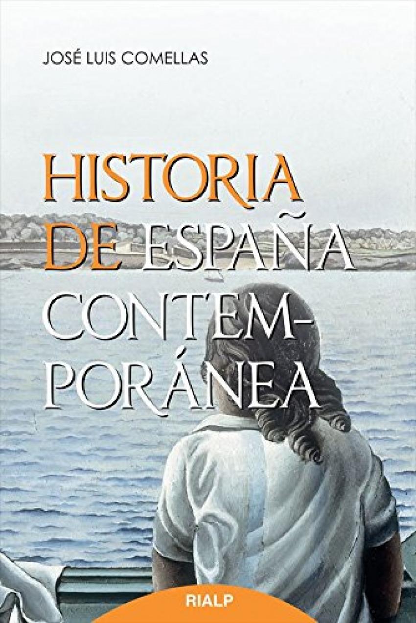 Historia de España contemporánea 9788432143465