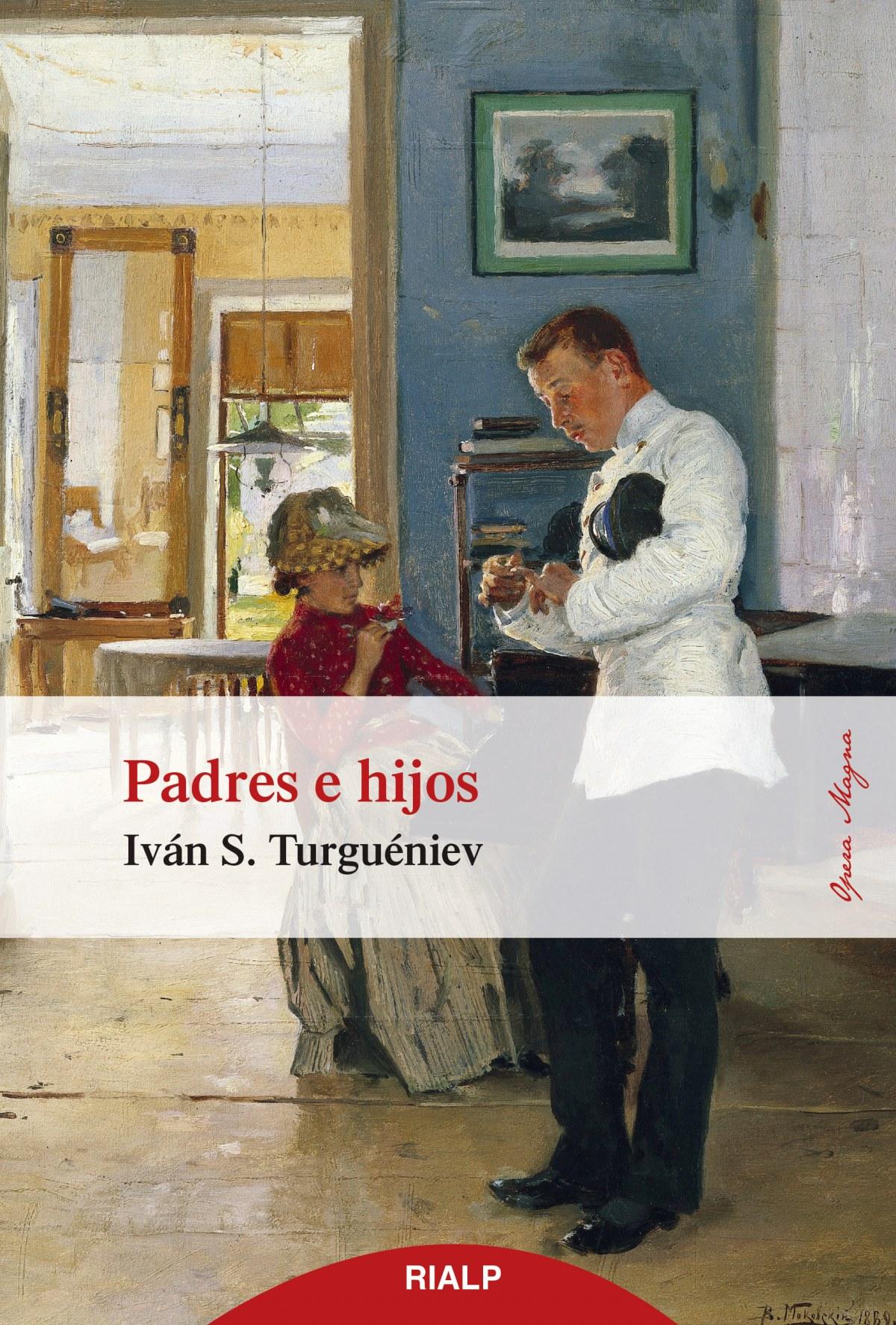 PADRES E HIJOS 9788432150142
