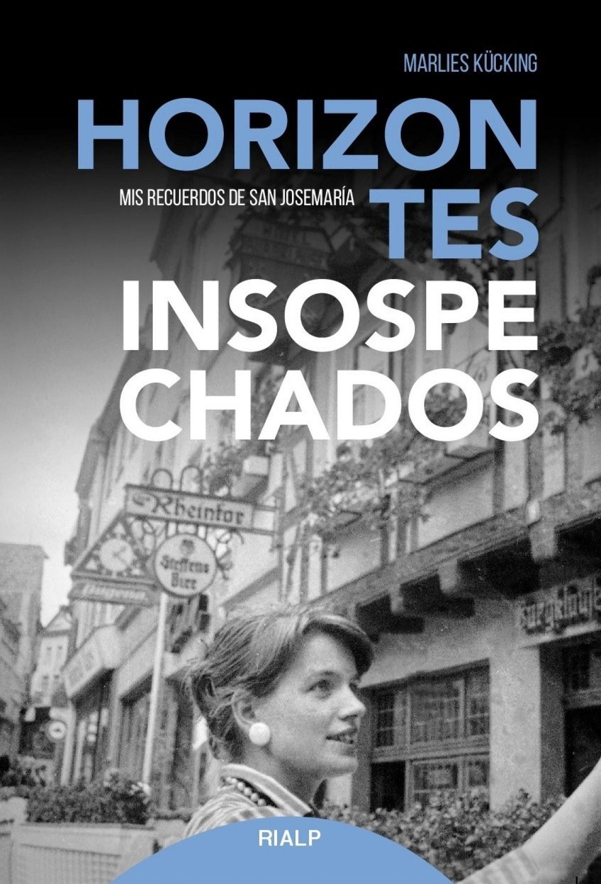HORIZONTES INSOSPECHADOS 9788432150708