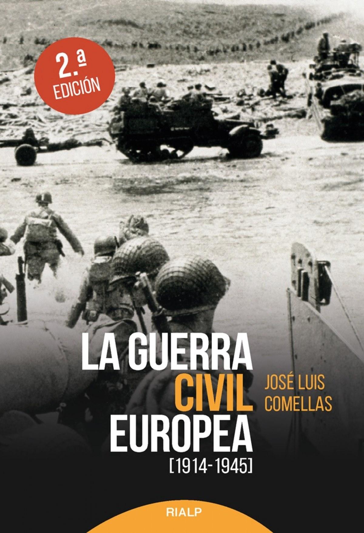 LA GUERRA CIVIL EUROPEA (1914-1945) 9788432151880