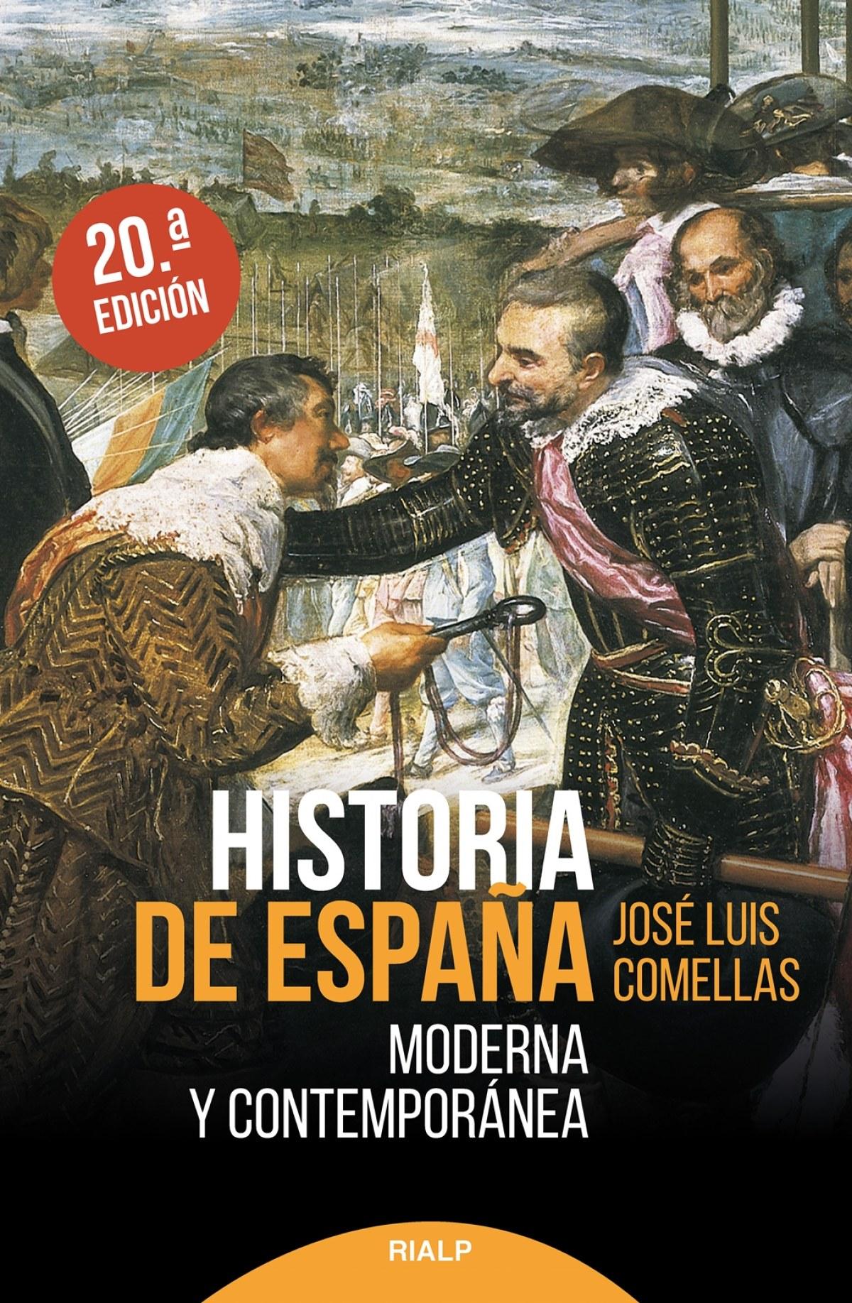 Historia de España moderna y contemporánea 9788432153228