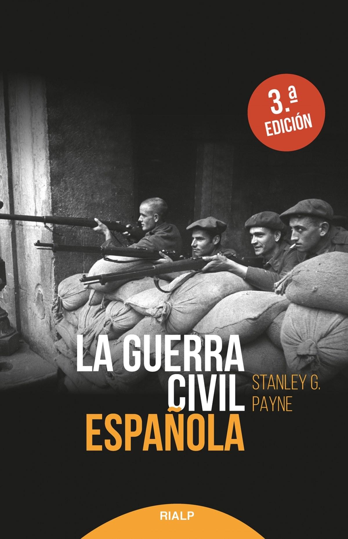 La guerra civil española 9788432153235