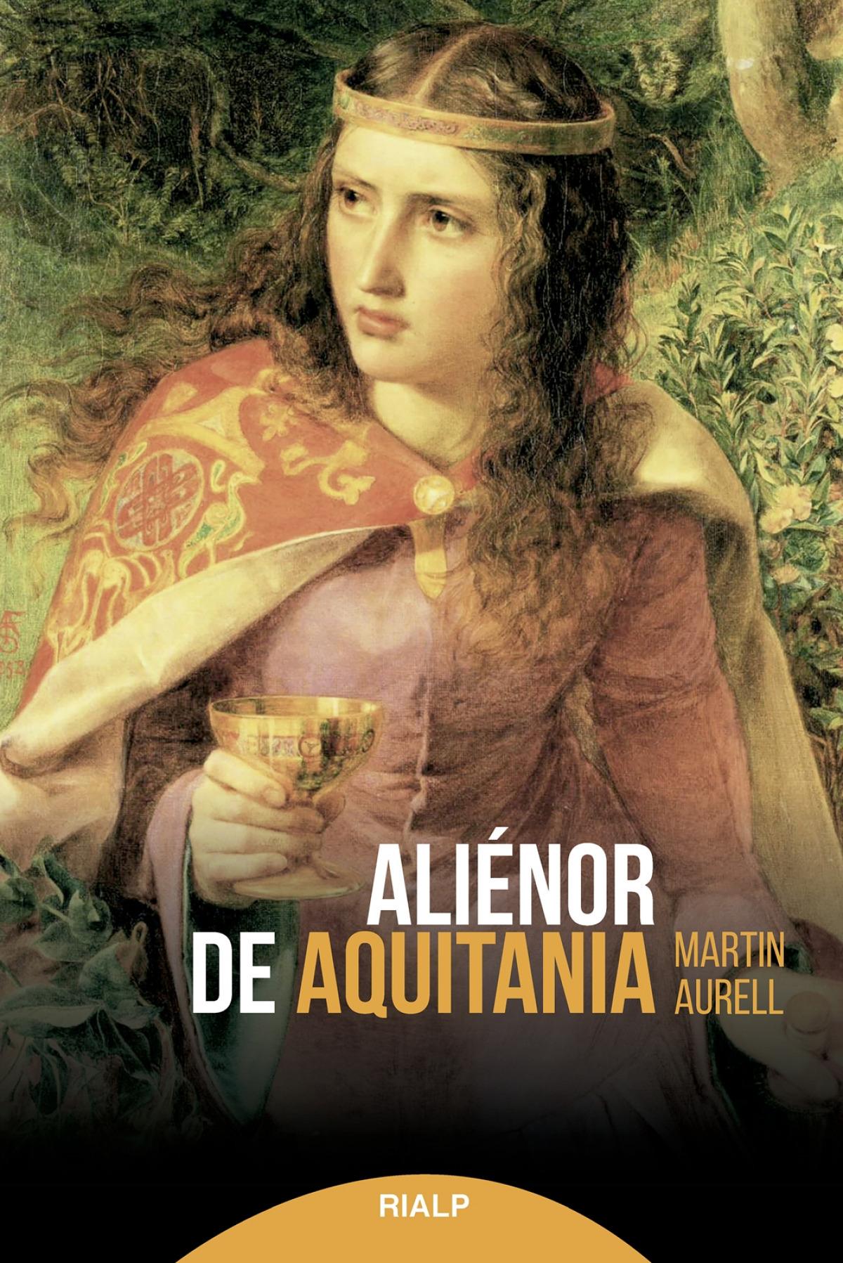 Aliénor de Aquitania 9788432153693
