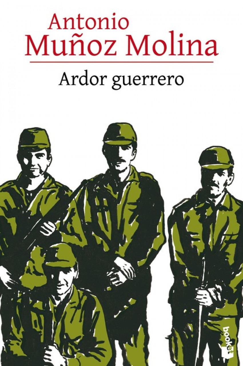 ARDOR GUERRERO 9788432229541