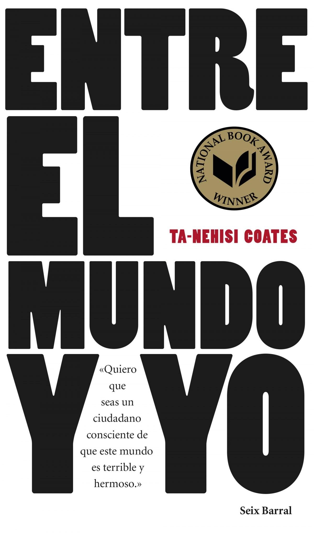 ENTRE EL MUNDO Y YO 9788432229657