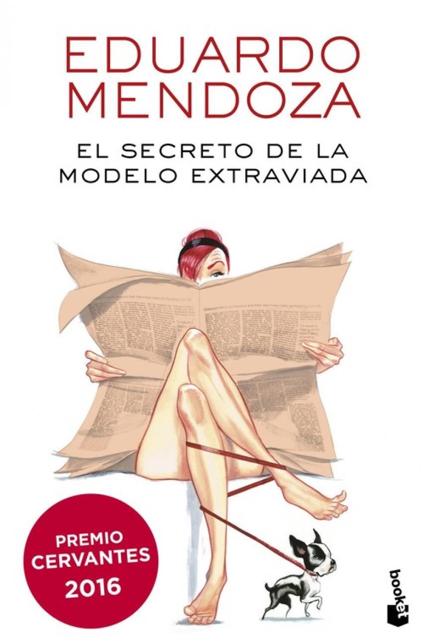 EL SECRETO DE LA MODELO EXTRAVIADA 9788432229954