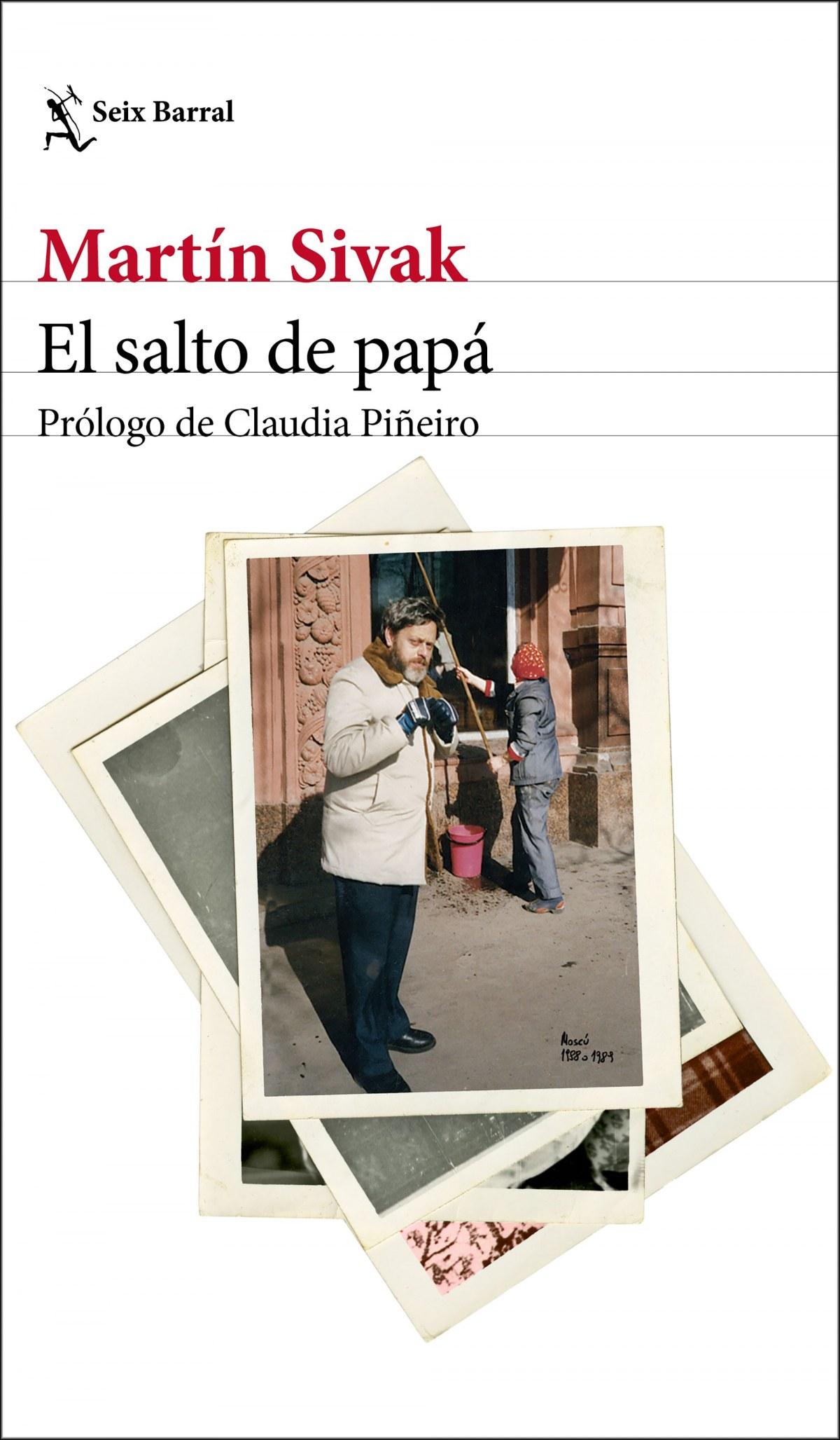 EL SALTO DE PAPÁ 9788432234095