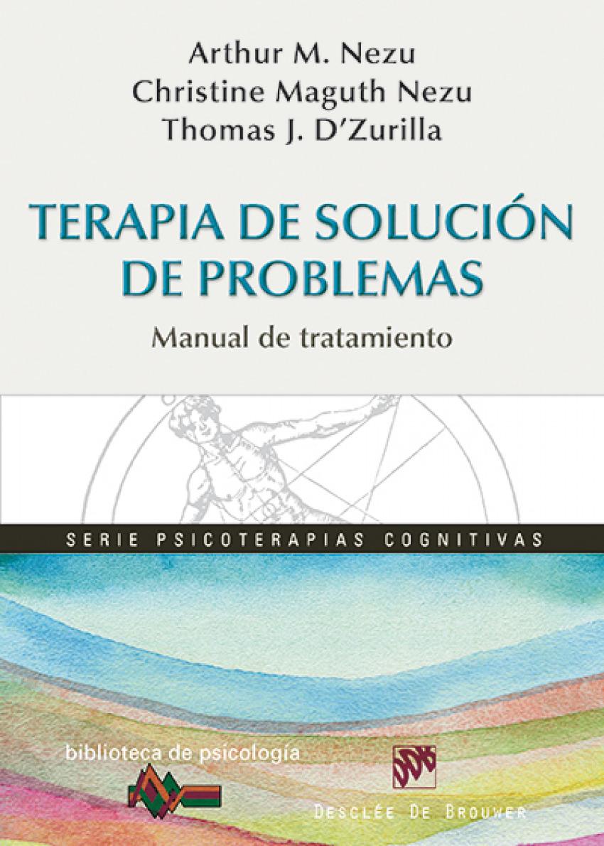 Terapia de solución de problemas 9788433027474