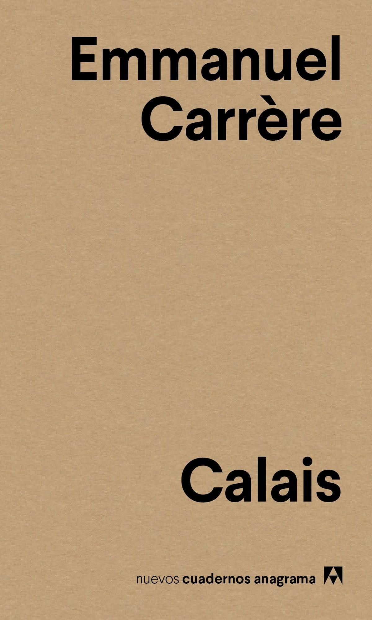 CALAIS 9788433916136