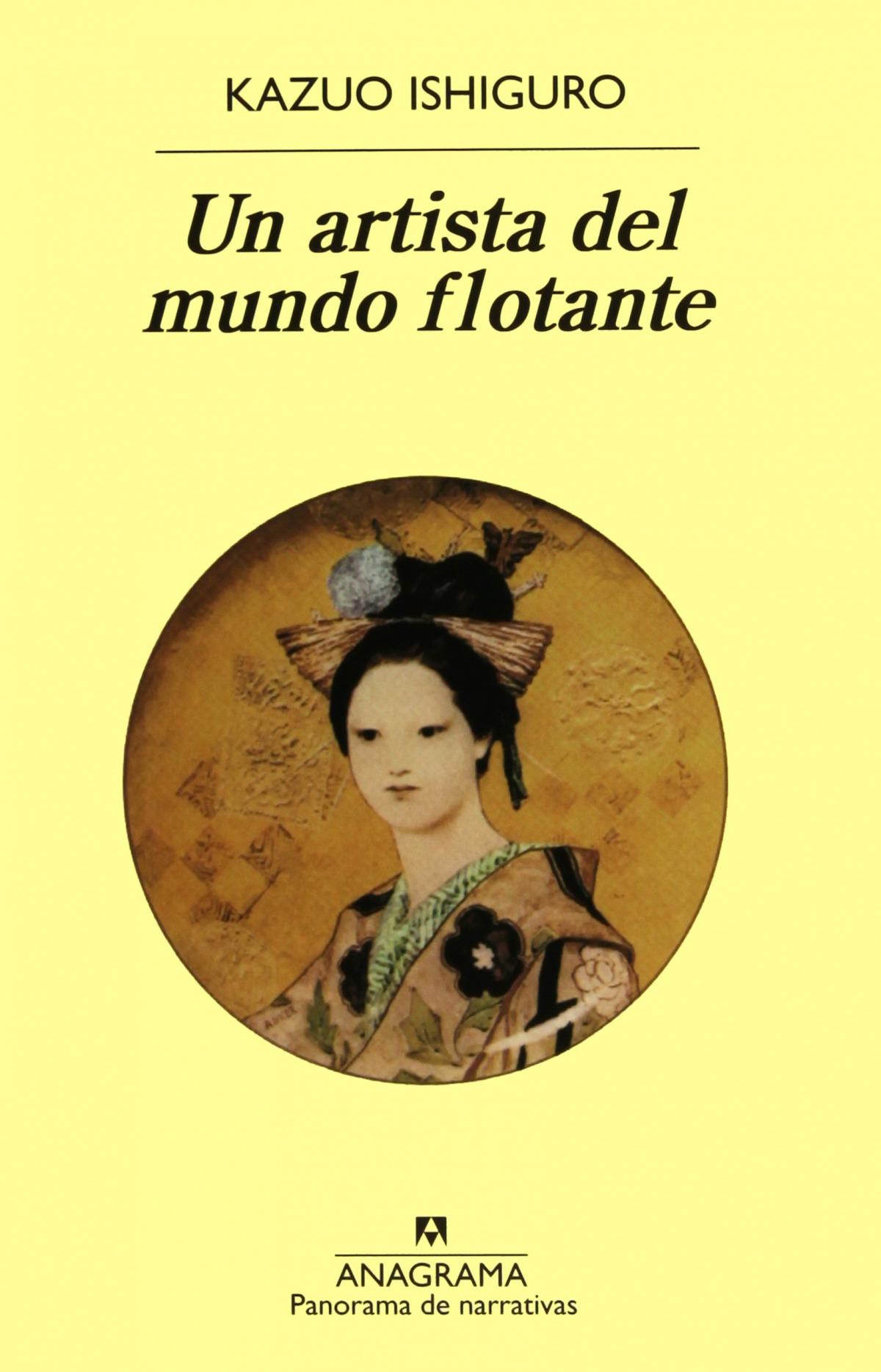 UN ARTISTA DEL MUNDO FLOTANTE 9788433931764