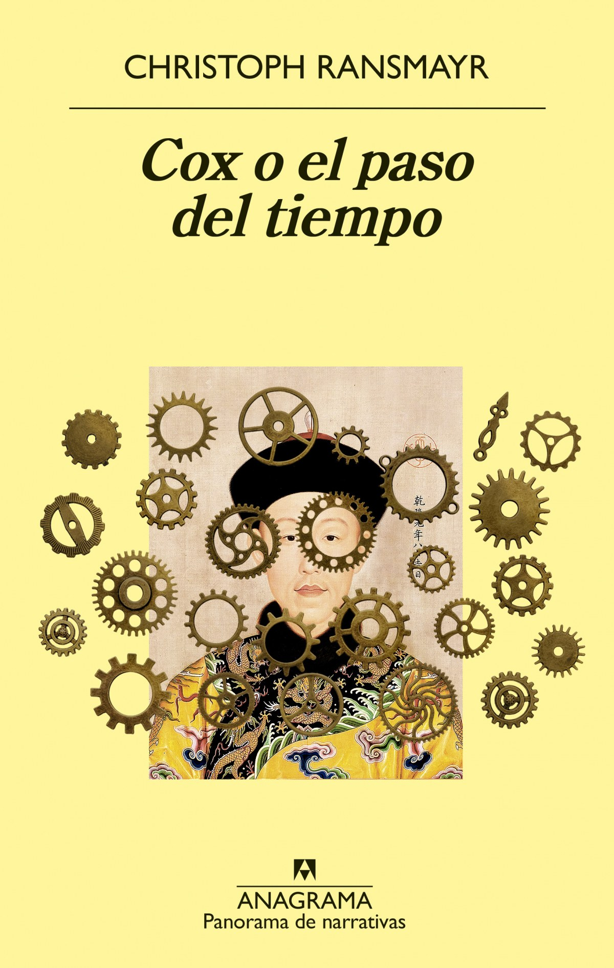 COX O EL PASO DEL TIEMPO 9788433980335