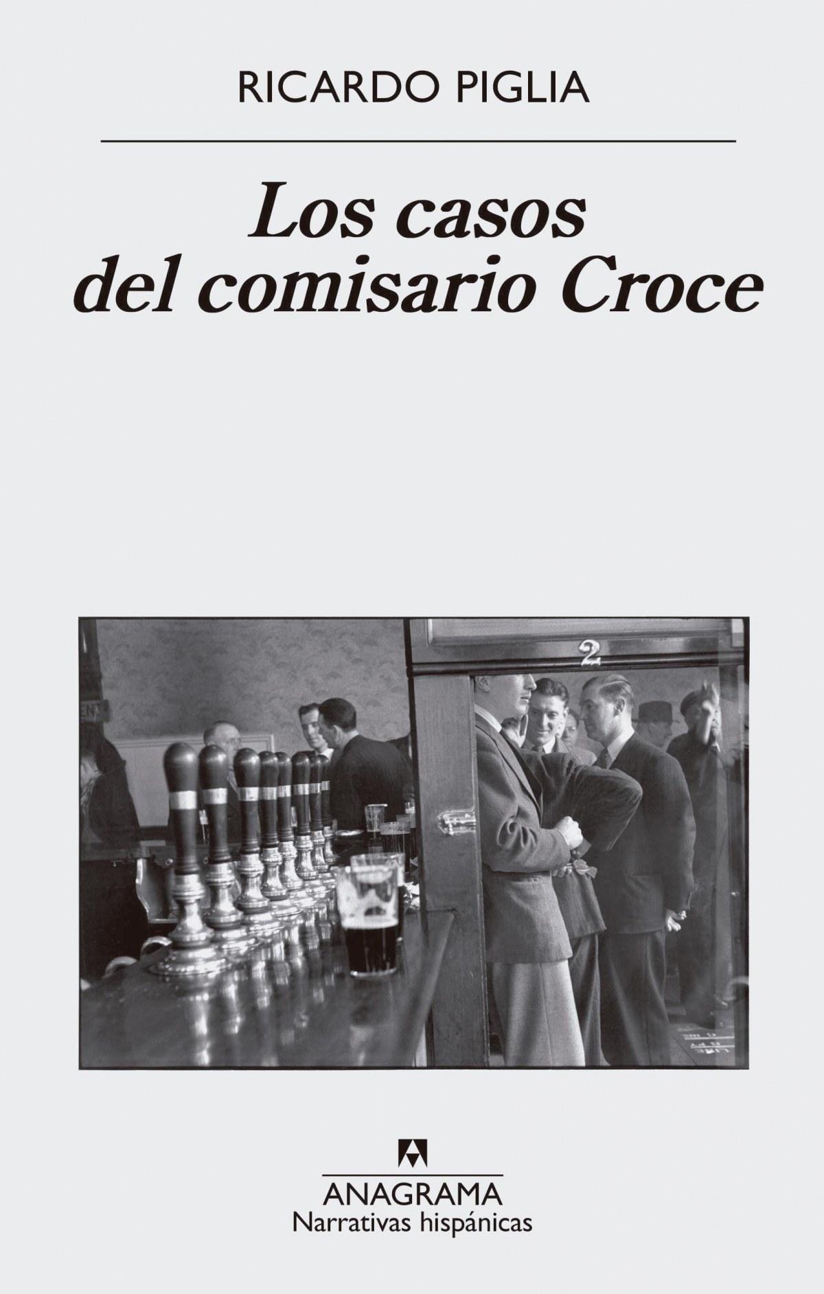 LOS CASOS DEL COMISARIO CROCE 9788433998606