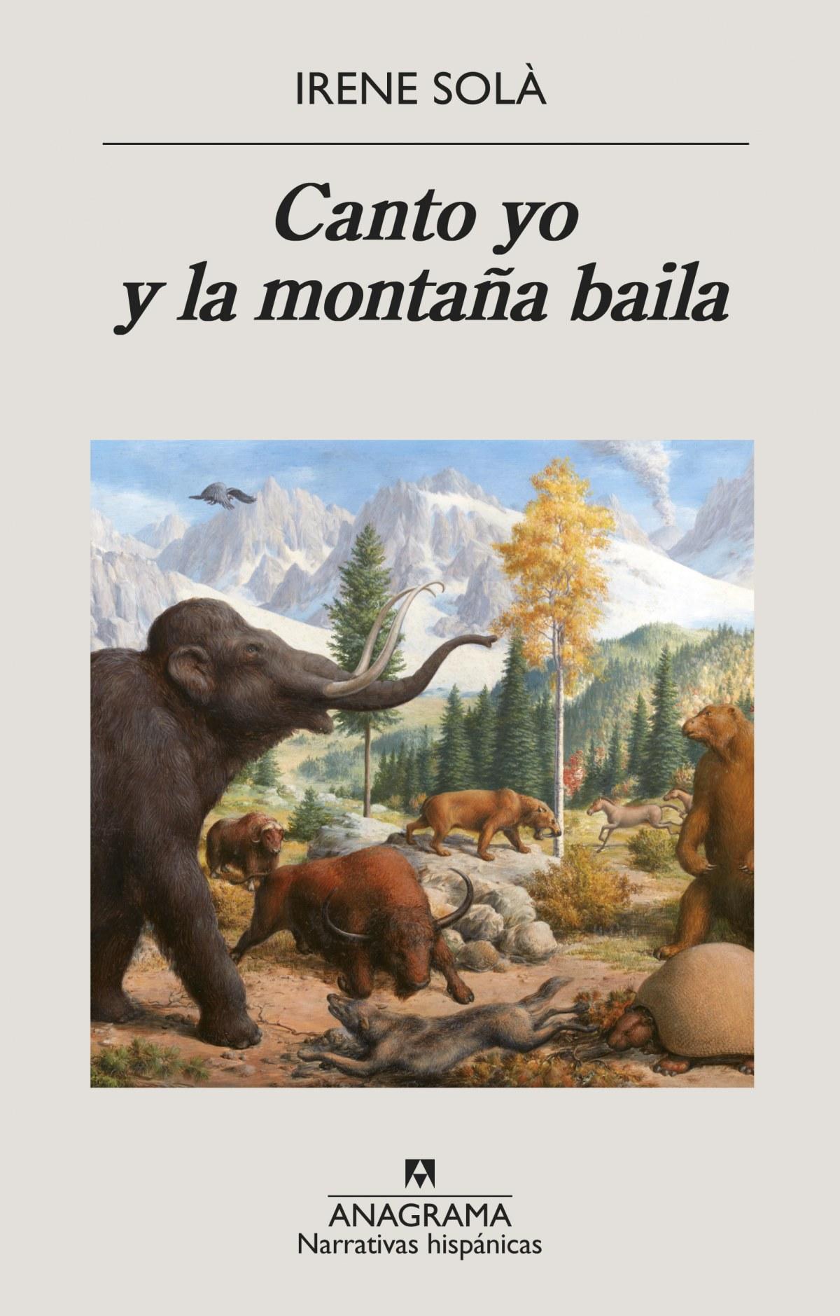 CANTO YO Y LA MONTAñA BAILA 9788433998774