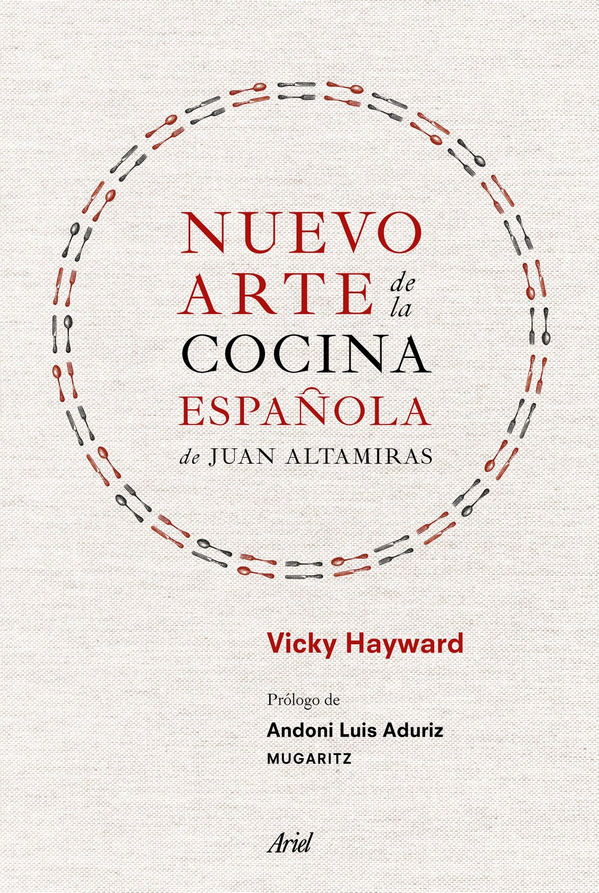 NUEVO ARTE DE LA COCINA ESPAñOLA, DE JUÁN ALTAMIRA 9788434425309