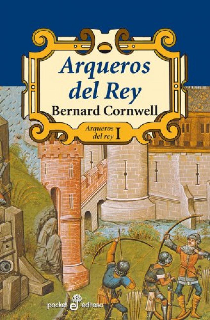 ARQUEROS DEL REY I 9788435018593