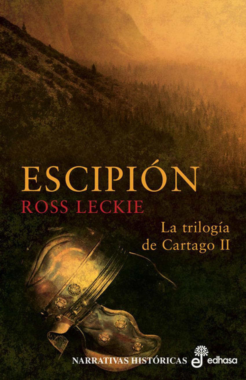 Trilogia Cartago, 2 Escipión 9788435061964
