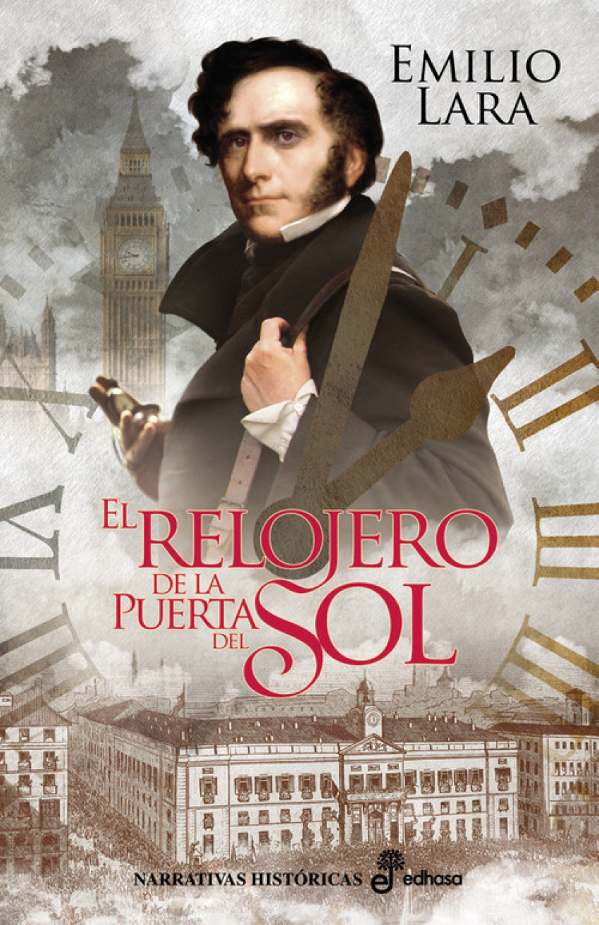 EL RELOJERO DE LA PUERTA DEL SOL 9788435063173