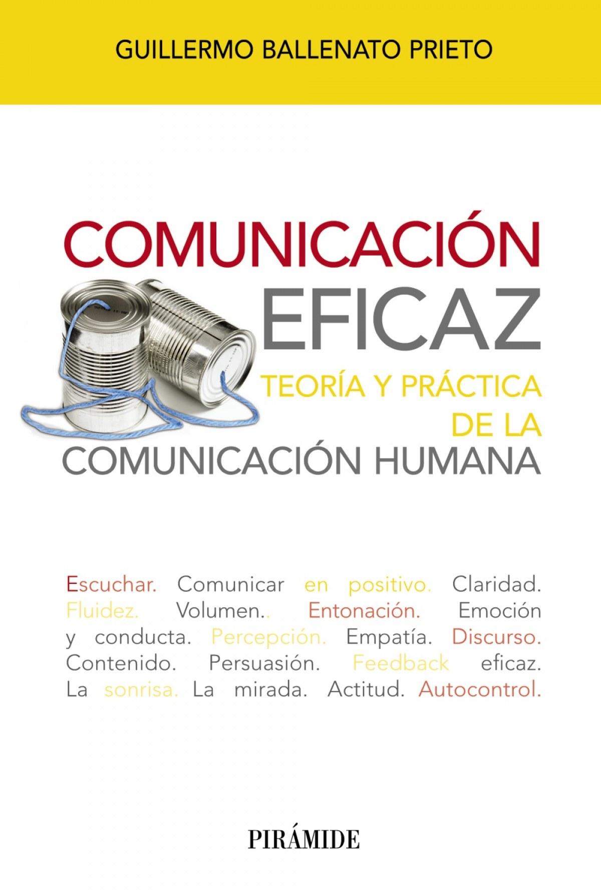 Comunicación eficaz 9788436827545