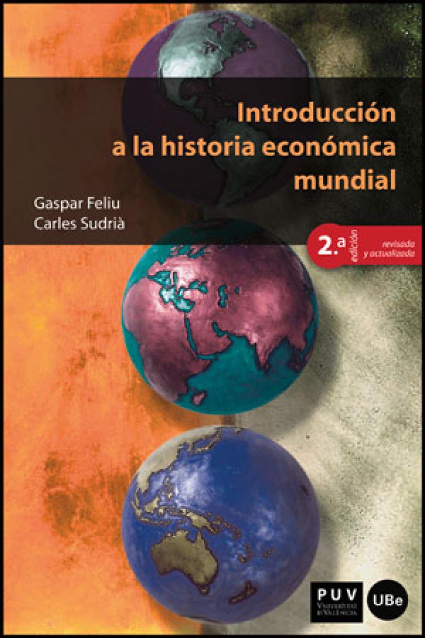 Introducción a la historia de la economía 9788437091662