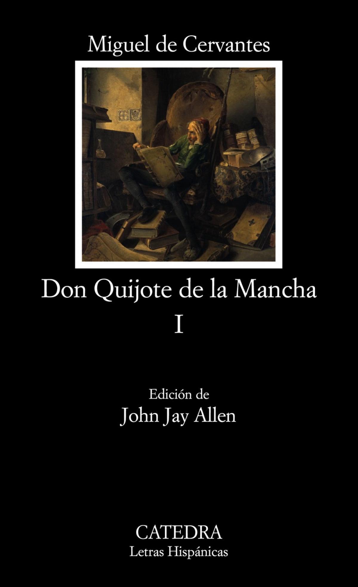Don Quijote de la Mancha, I 9788437622149