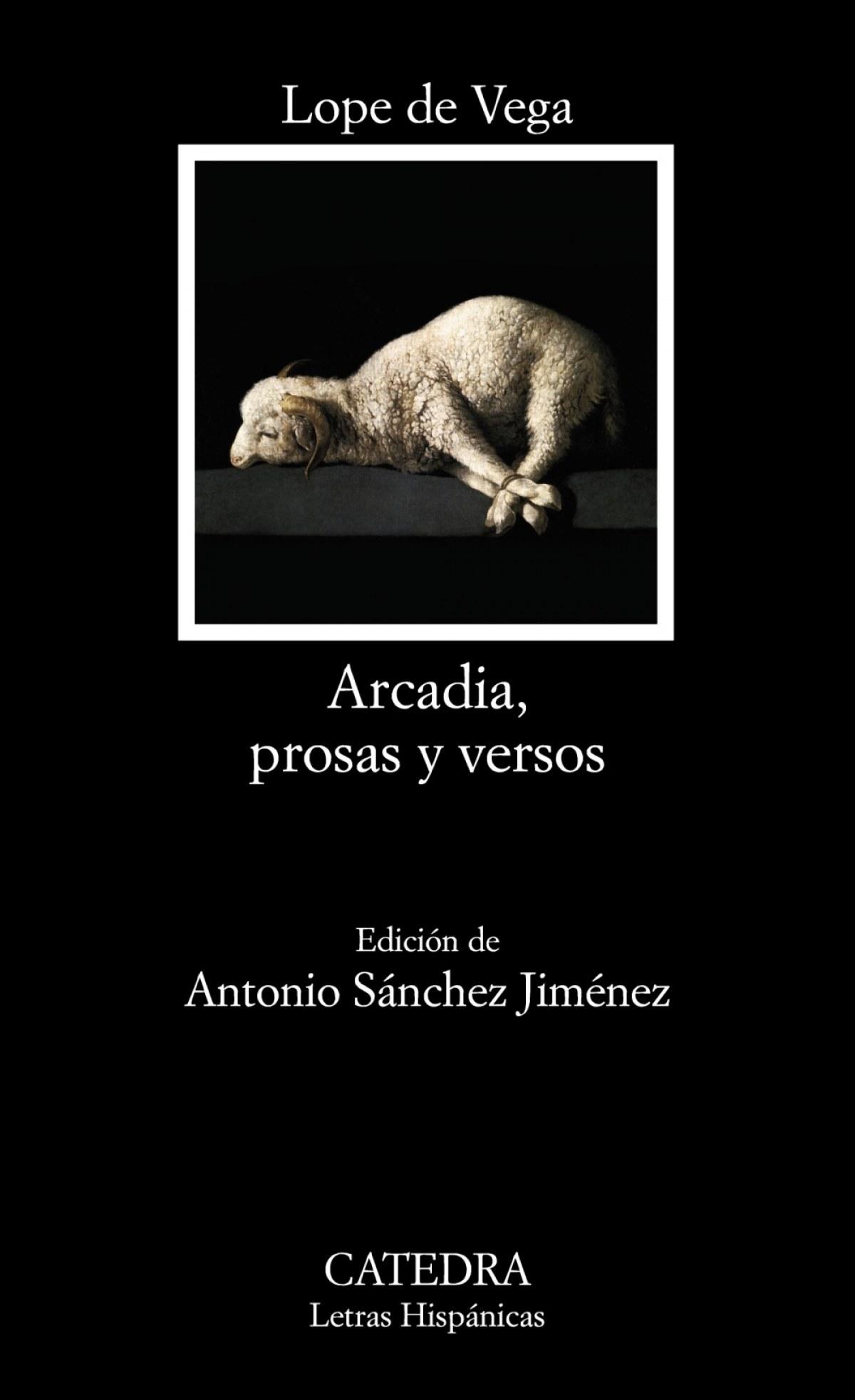 Arcadia, prosas y versos 9788437630199