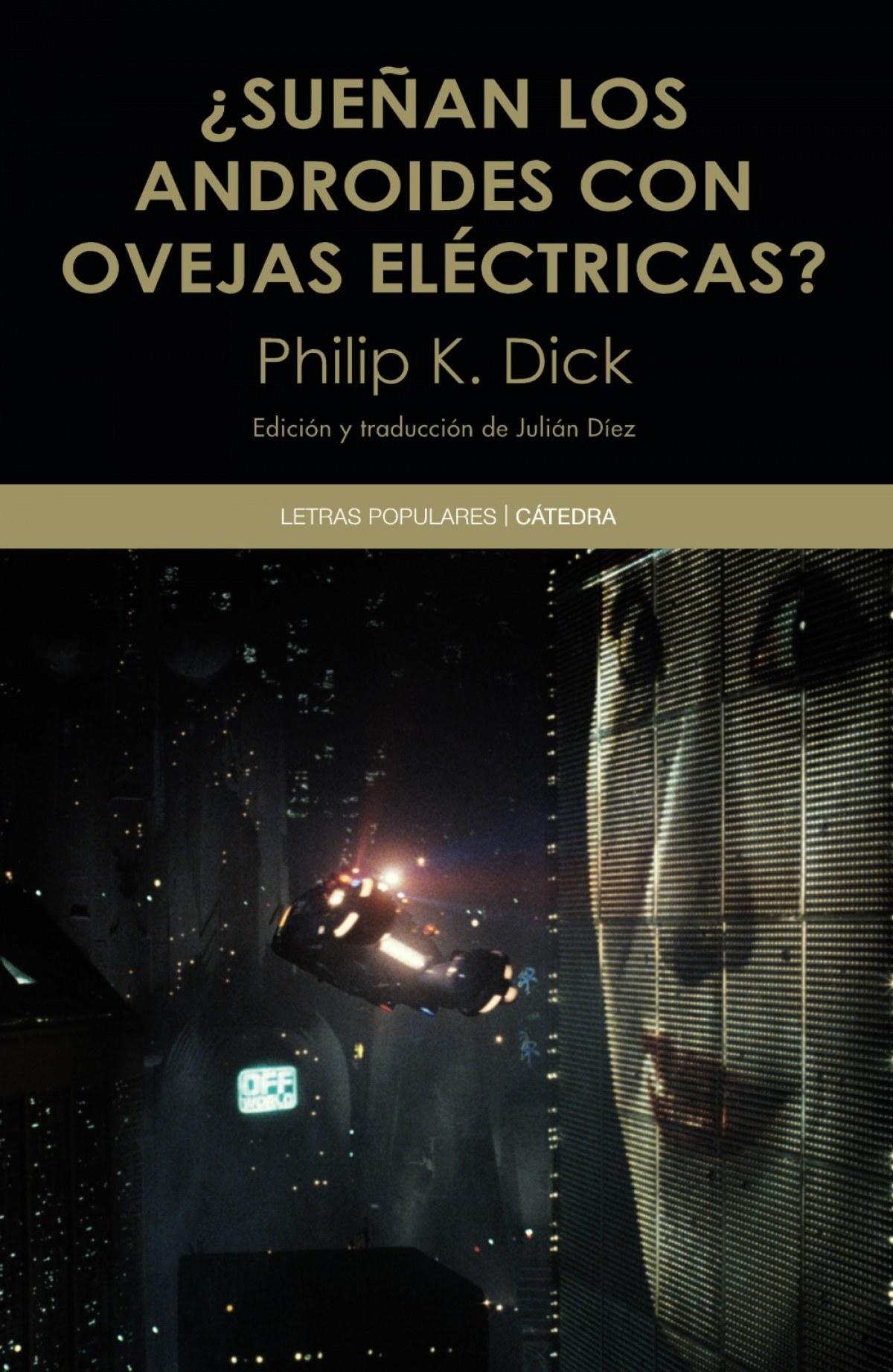 ¿Sueñan los androides con ovejas eléctricas? 9788437634555
