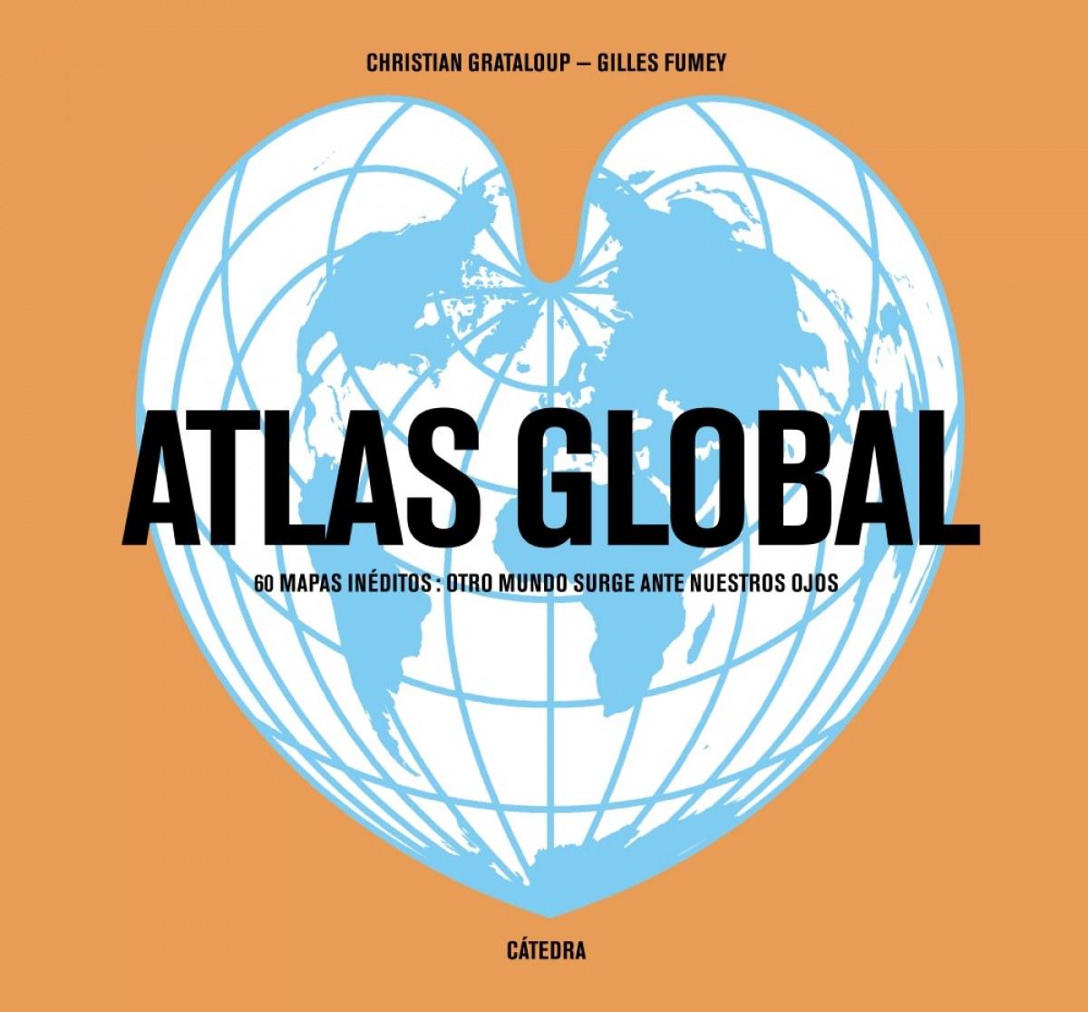ATLAS GLOBAL 9788437635835