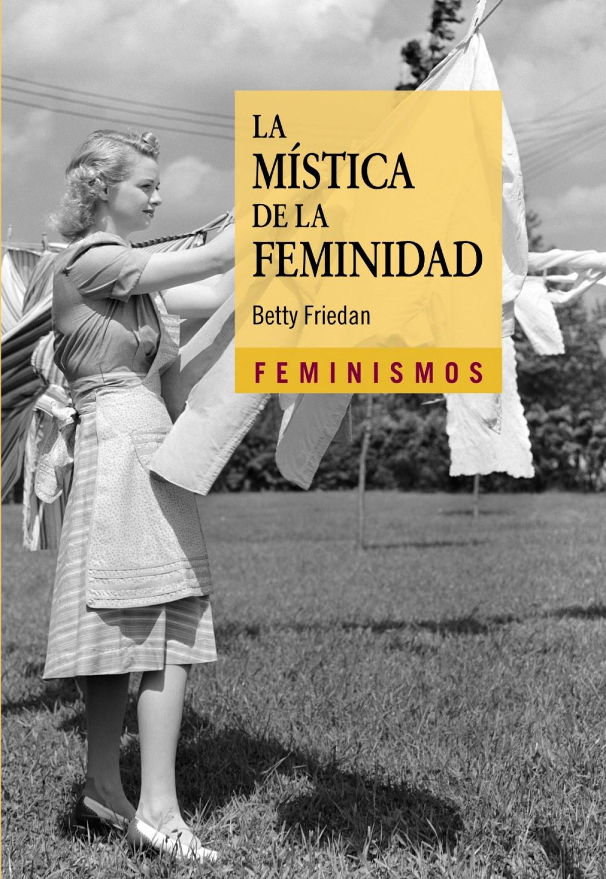 LA MÍSTICA DE LA FEMINIDAD 9788437636047
