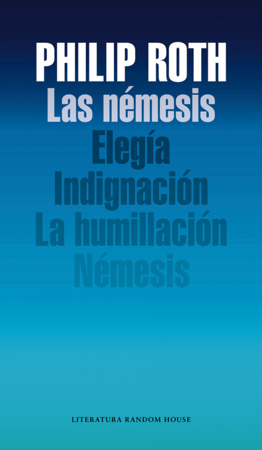Las Némesis 9788439729105