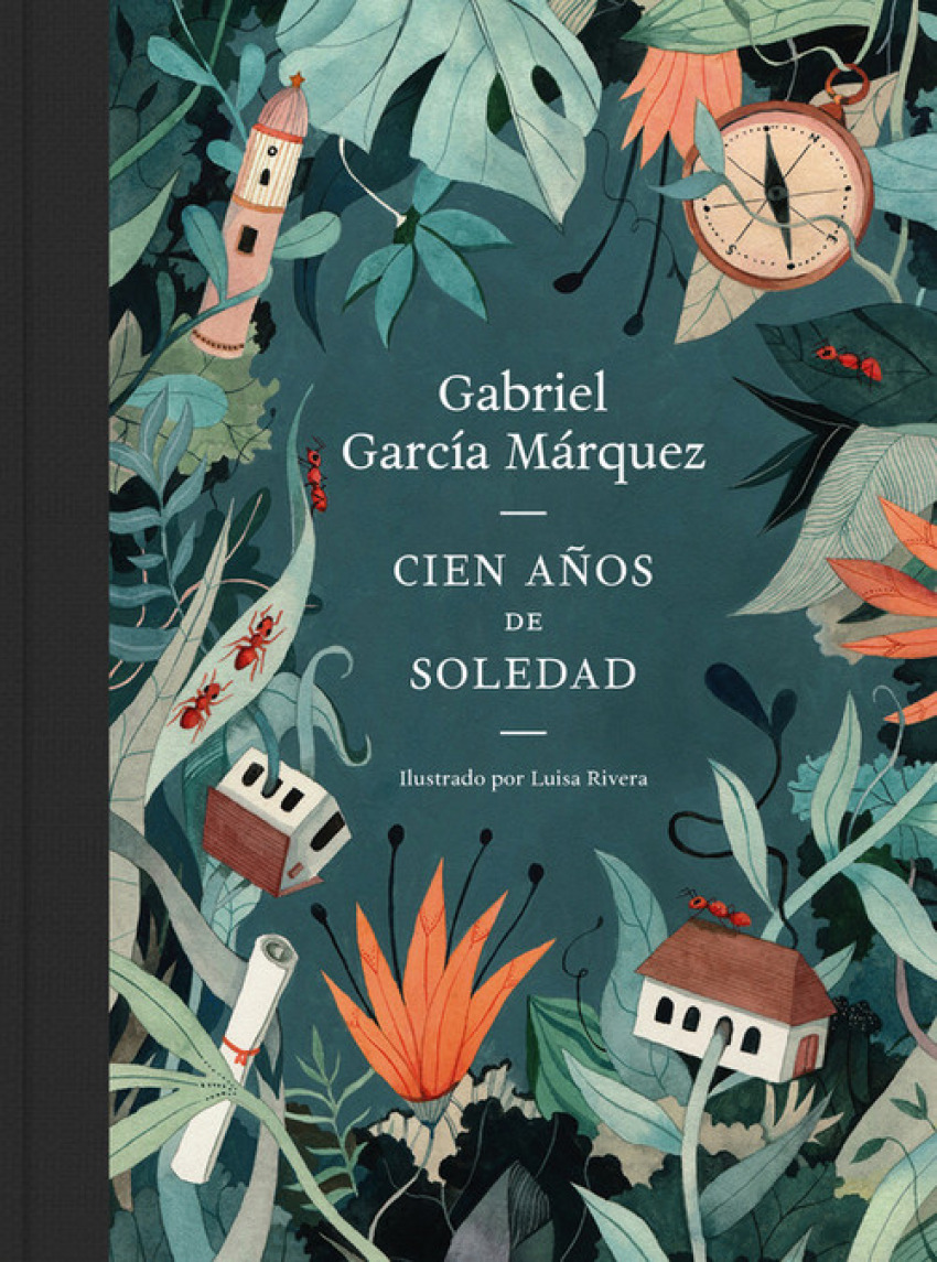 Cien años de soledad (Edición ilustrada) 9788439732471