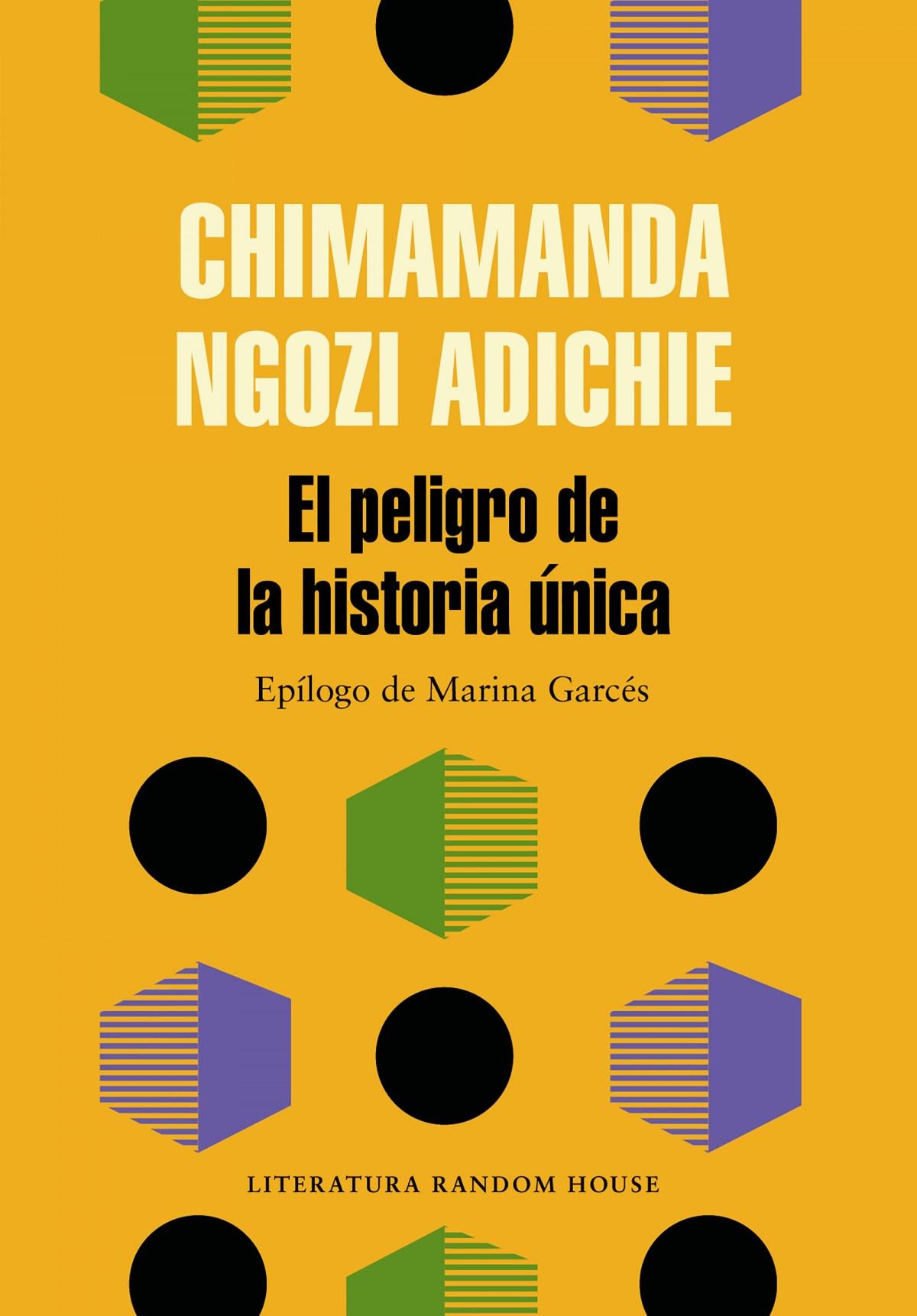 EL PELIGRO DE LA HISTORIA ÚNICA 9788439733928
