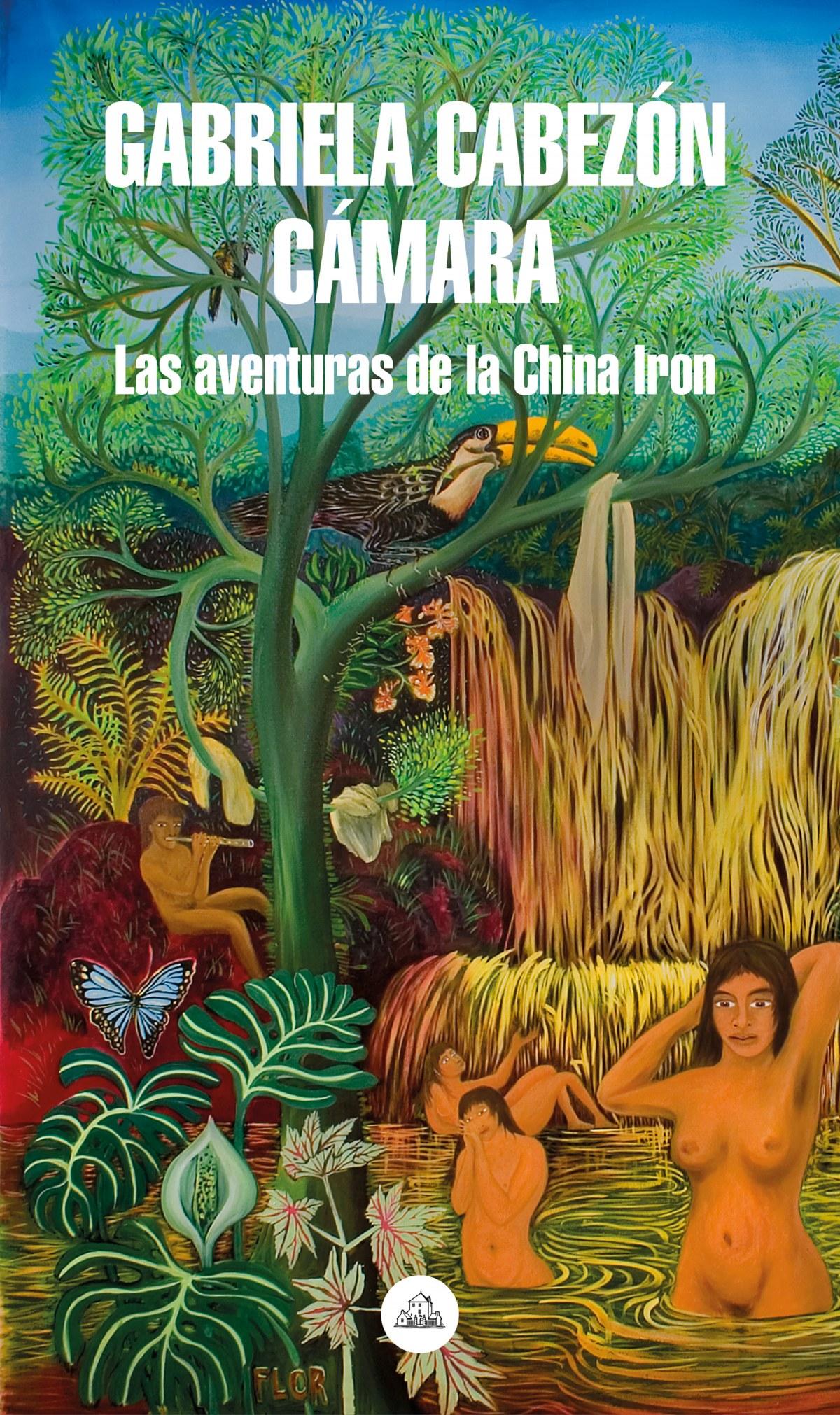 LAS AVENTURAS DE LA CHINA IRON 9788439736264
