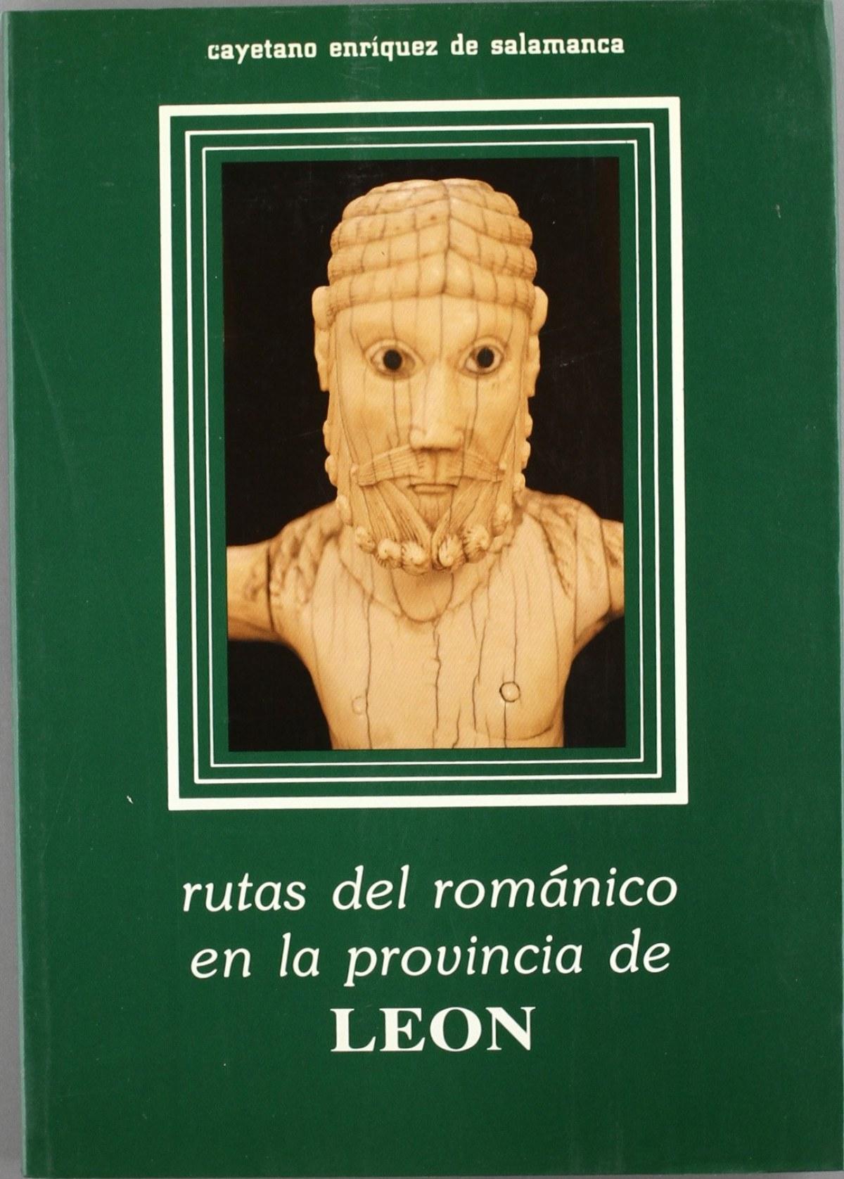 Rutas del románico en la provincia de león 9788440469571
