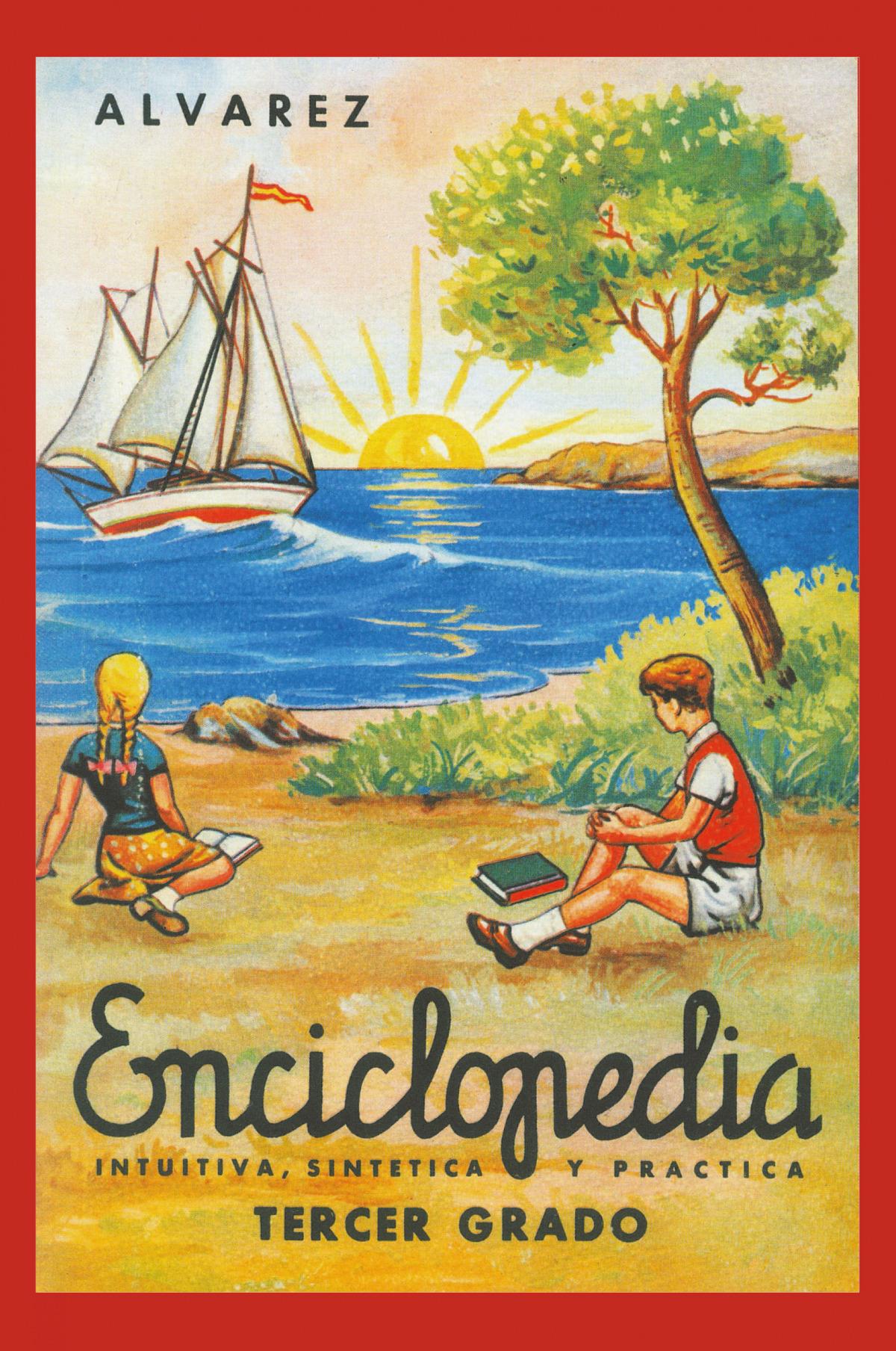 Enciclopedia Alvarez, 3.er grado 9788441402447