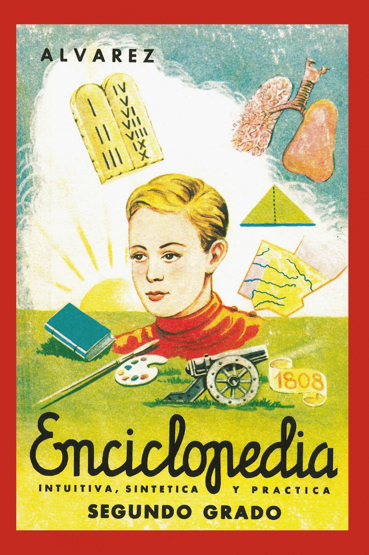Enciclopedia Alvarez, 2 grado 9788441404199
