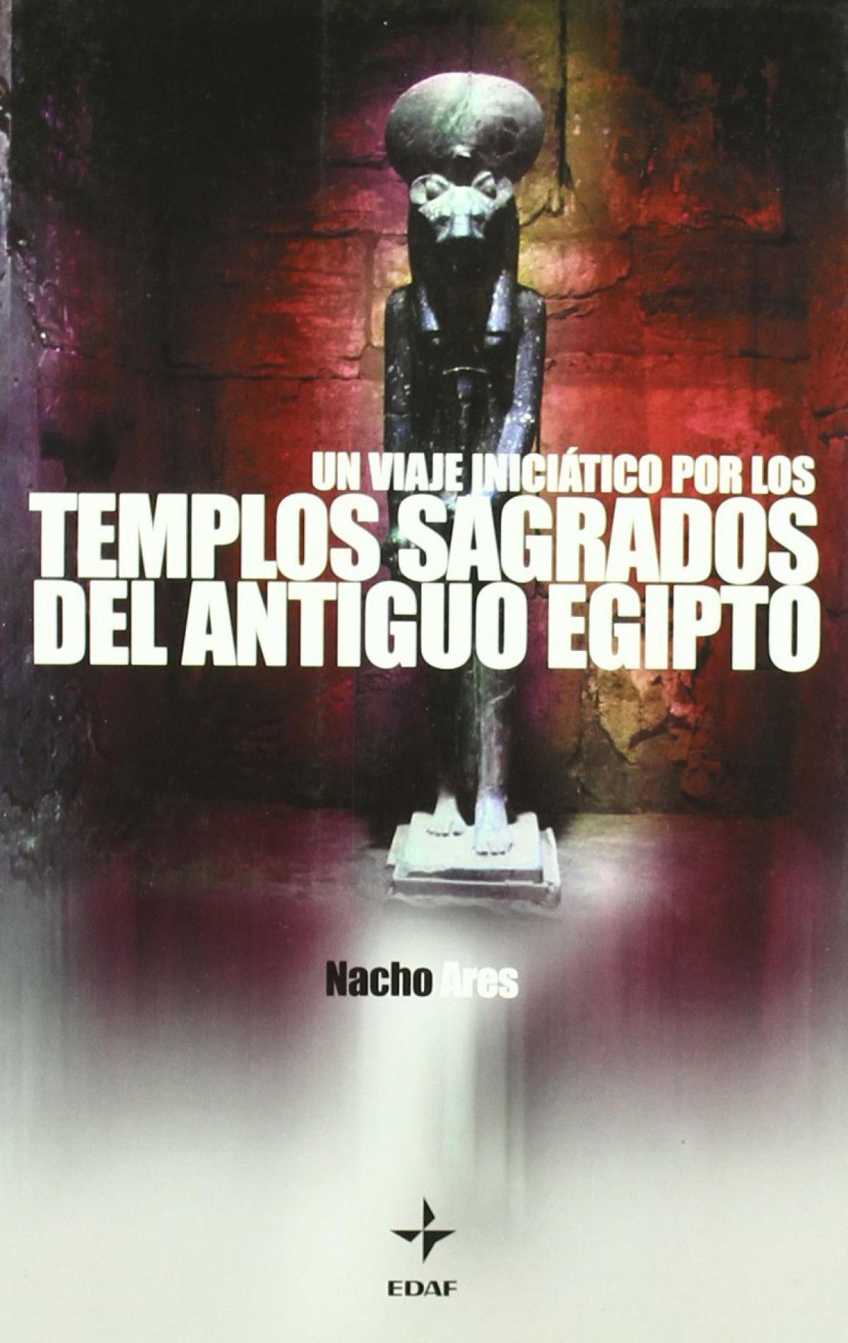 VIAJE INICIATICO POR LOS TEMPLOS SAGRADOS DE ANTIGUO EGIPTO 9788441408531