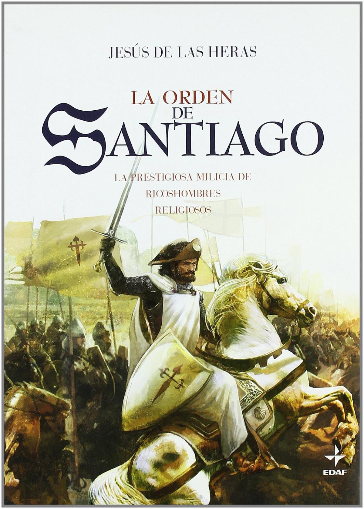 La orden de Santiago 9788441421943