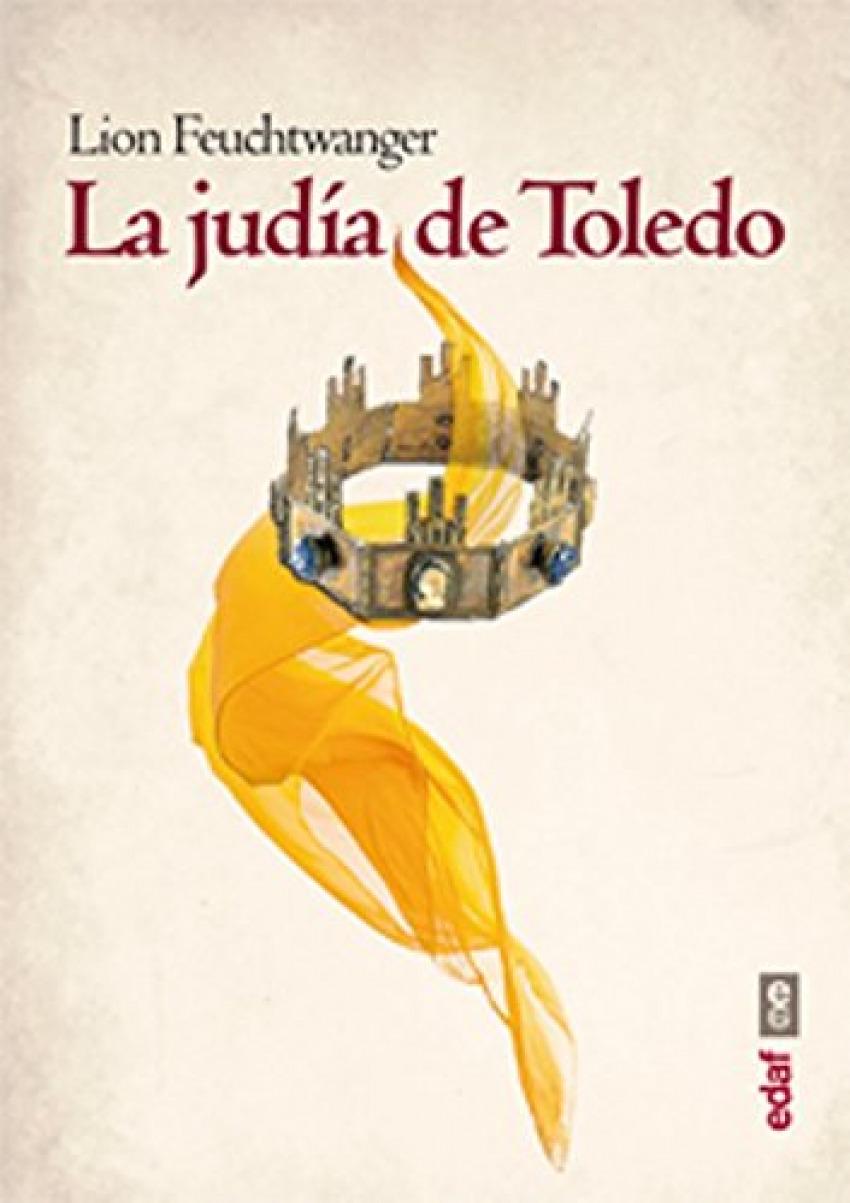 LA JUDIA DE TOLEDO 9788441433038