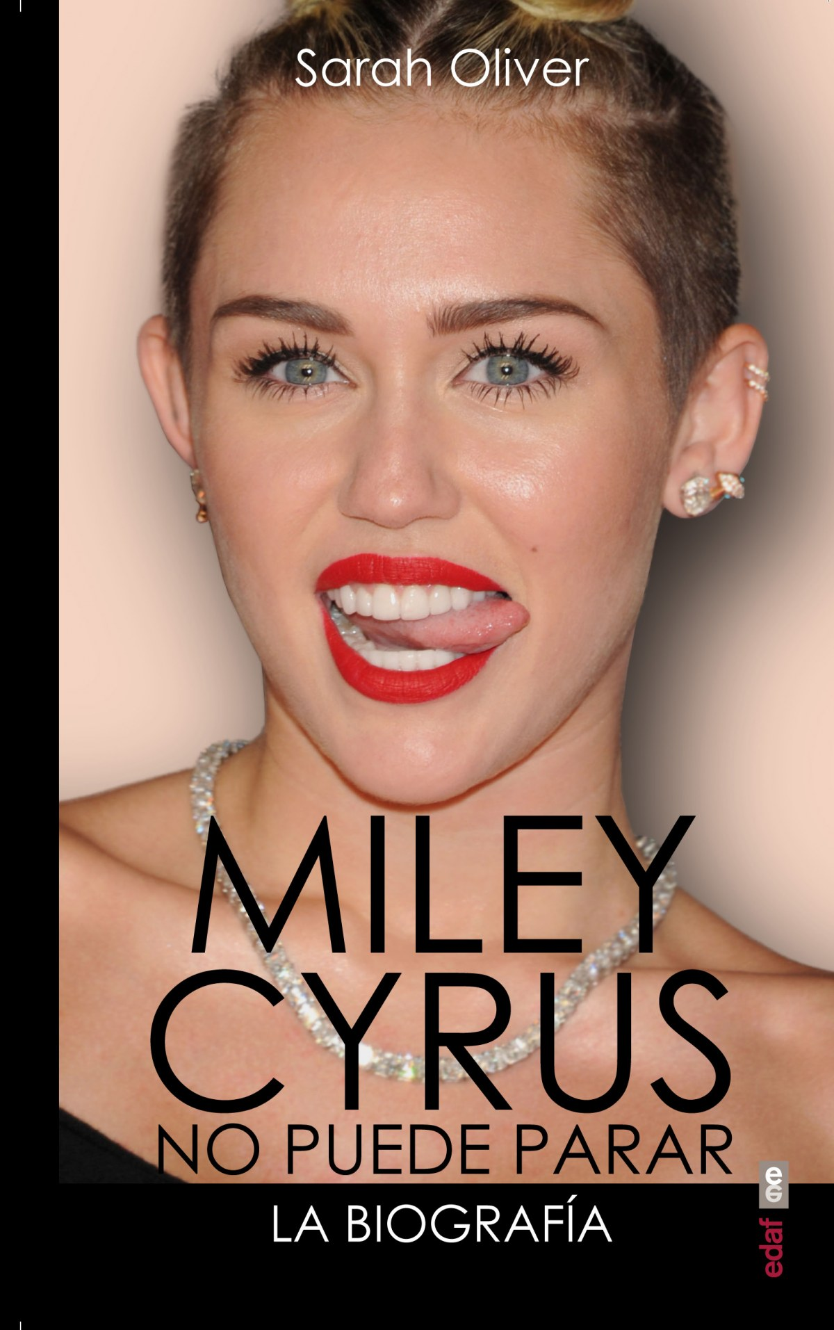 Miley Cyrus:la biograf¡a 9788441435179
