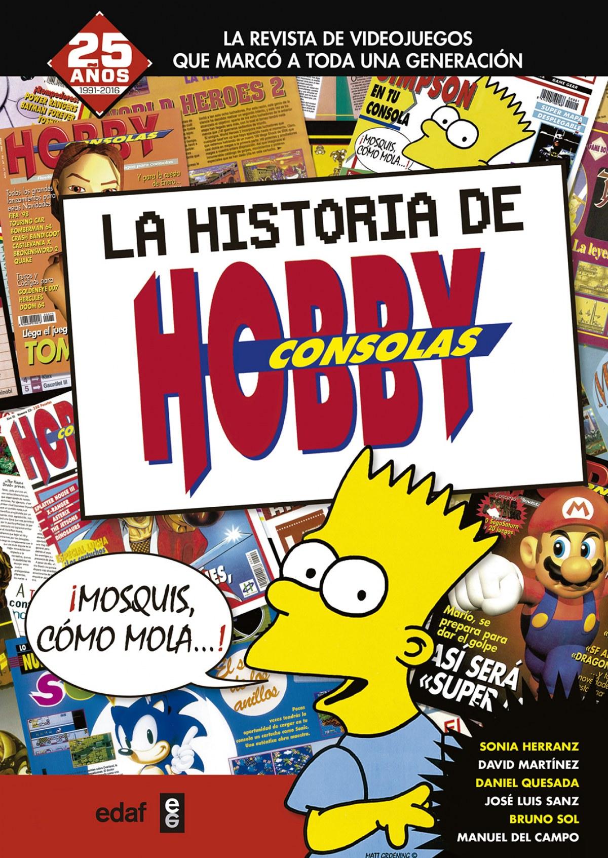 Historia de hobby consolas 1991-2001 9788441436909