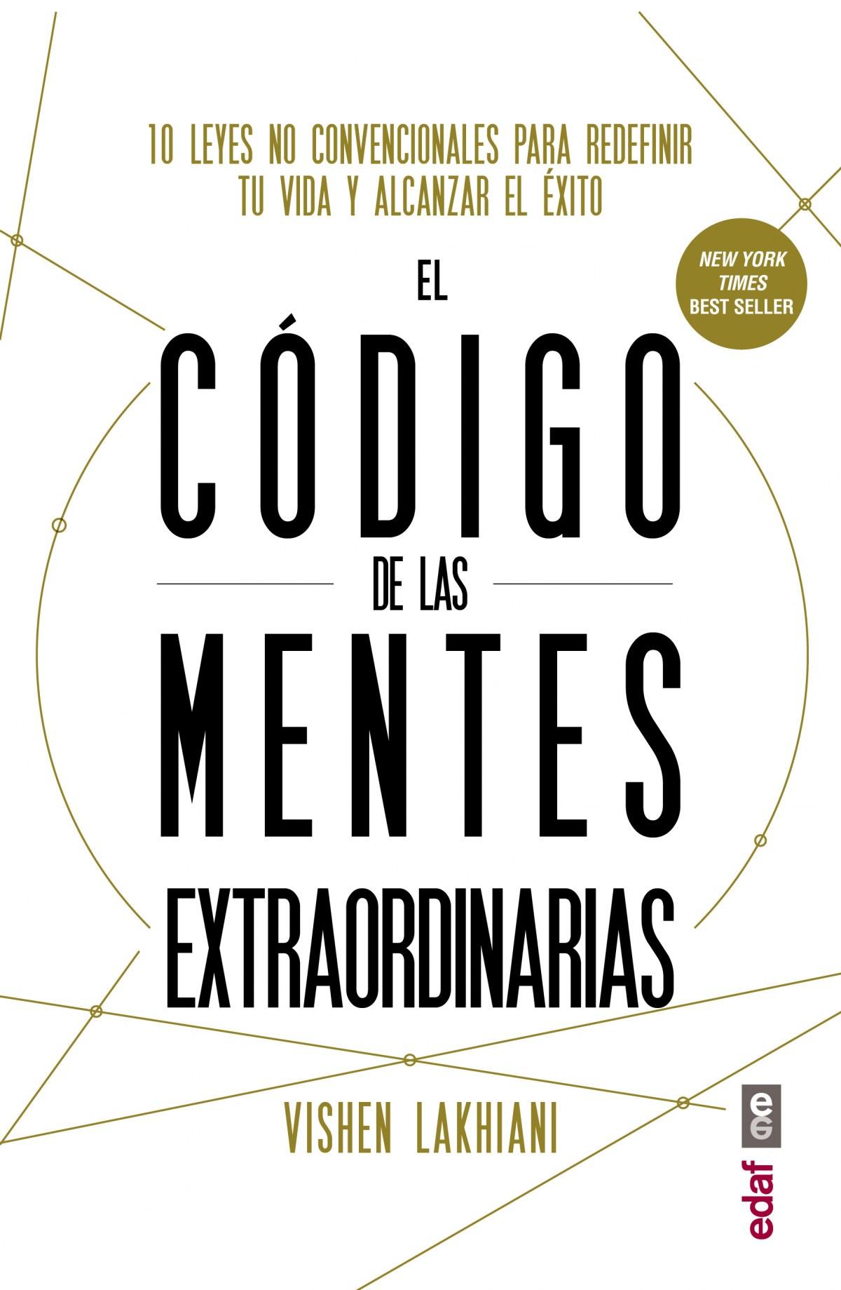 EL CÓDIGO DE LAS MENTES EXTRAORDINARIAS 9788441437623